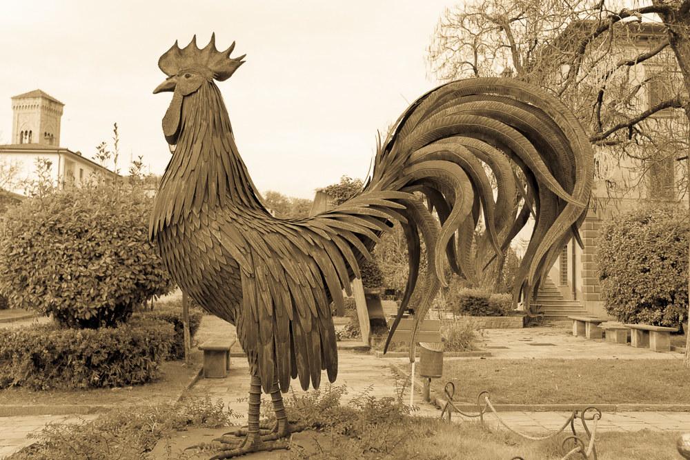 Black Rooster Chianti Classico...