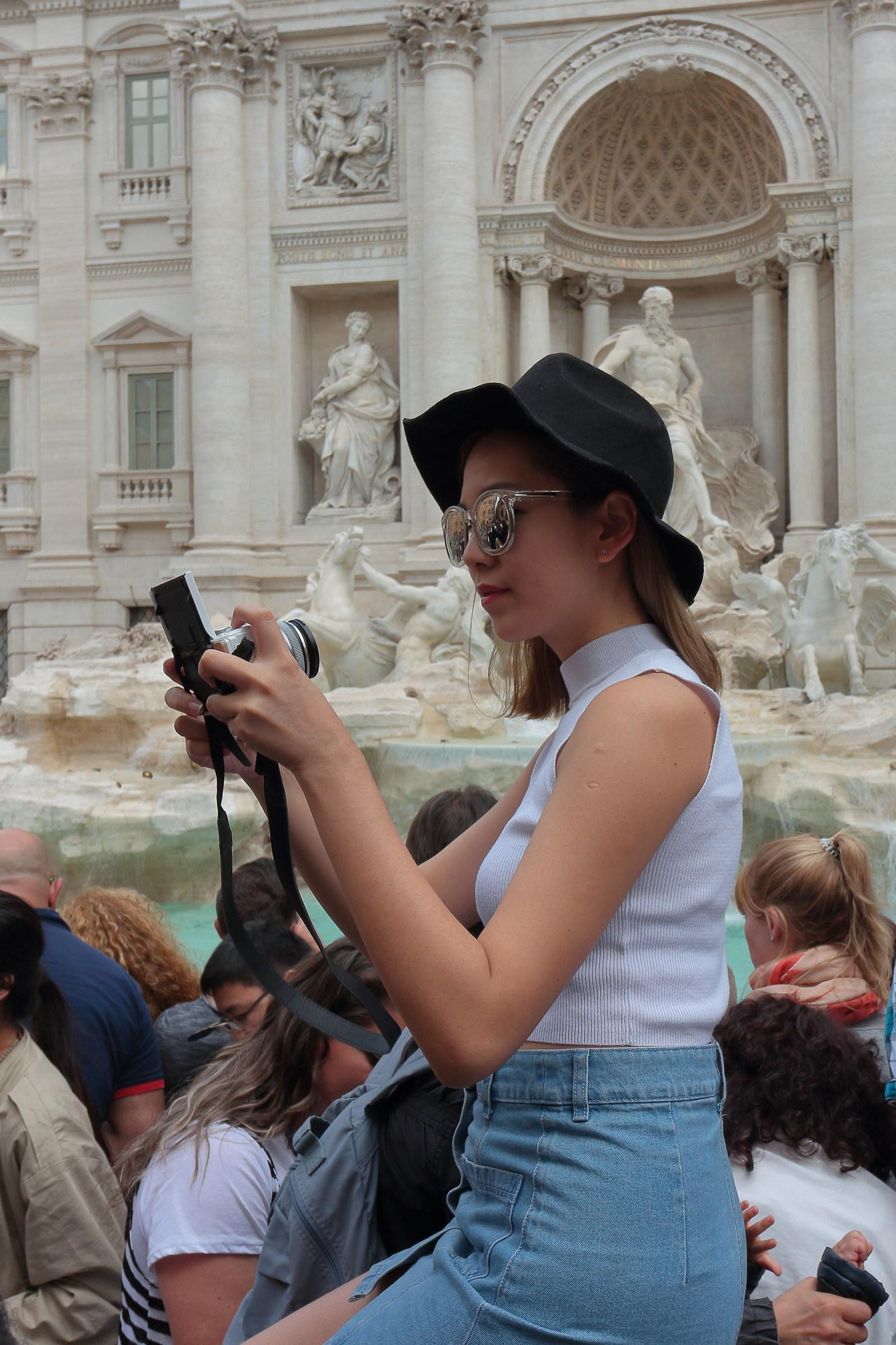 Selfie  a Roma 2...