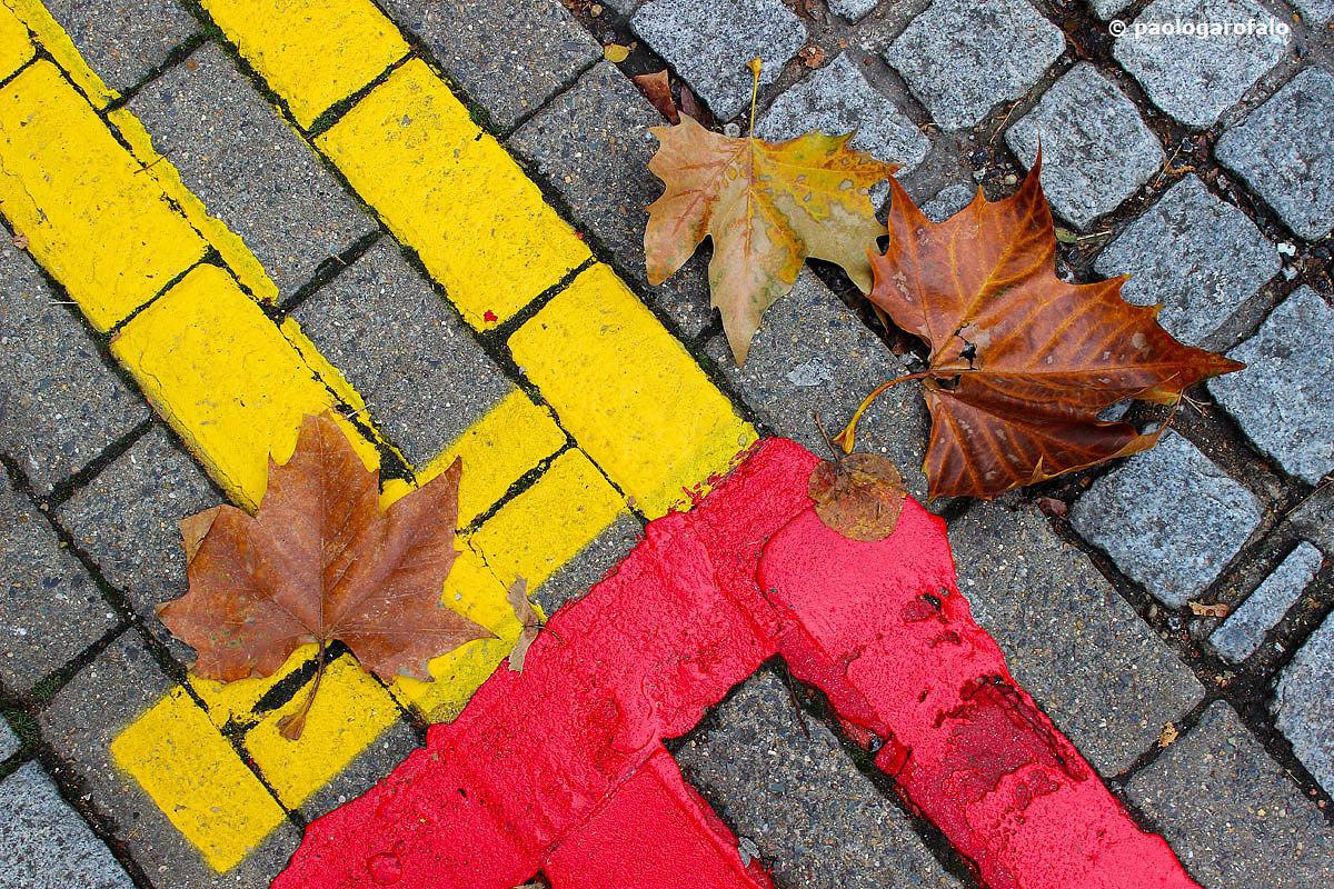 Autumn in London...