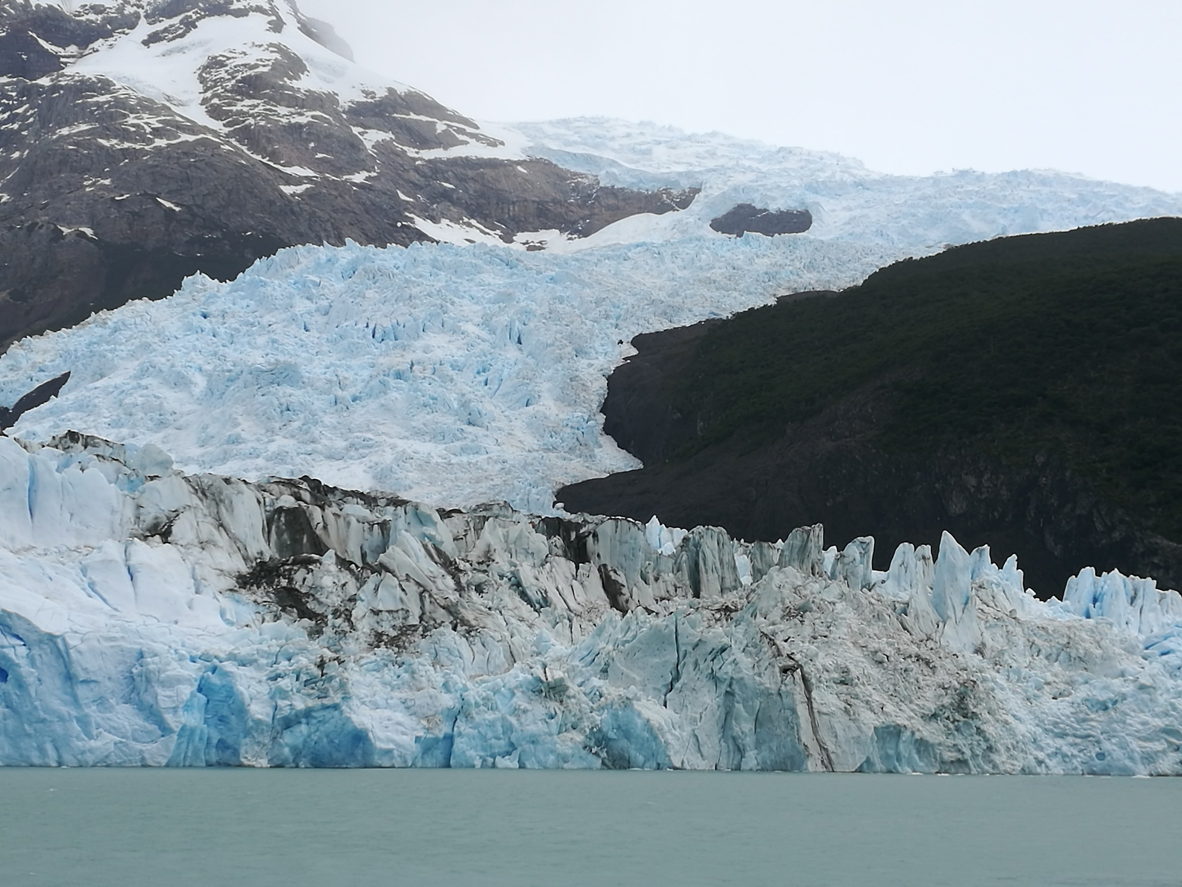 Upsala Glacier...