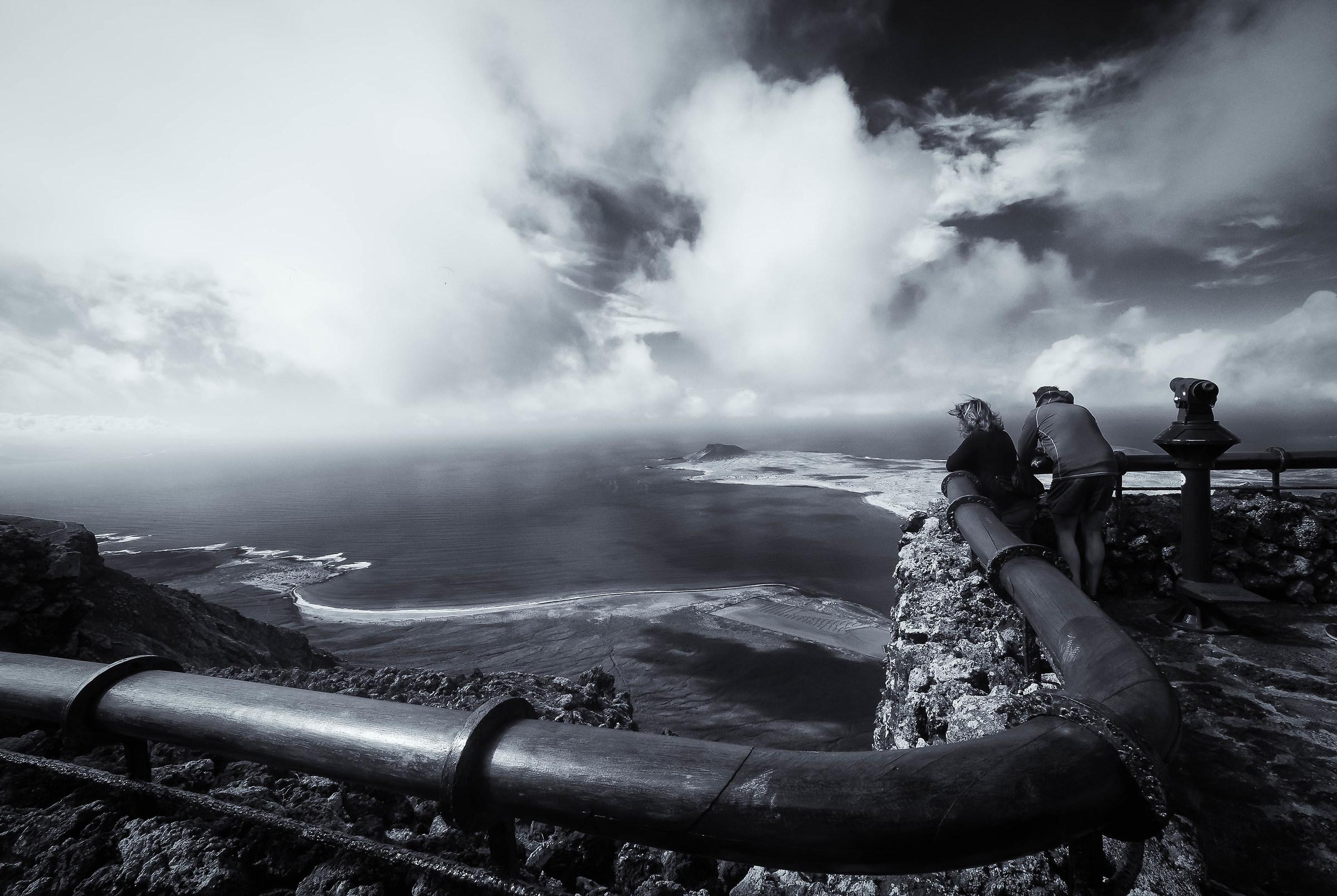 Mirador del Rio, Lanzarote...
