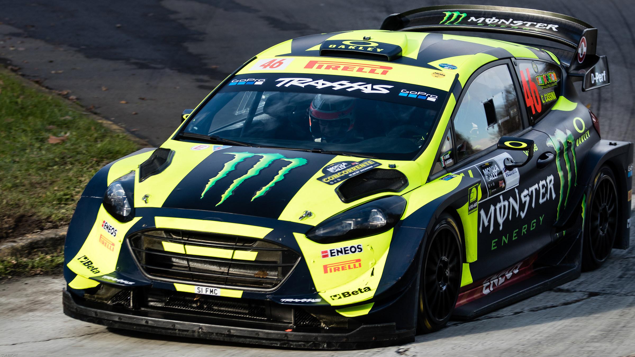 Rally Monza 2018-Valentino Rossi-VR46...