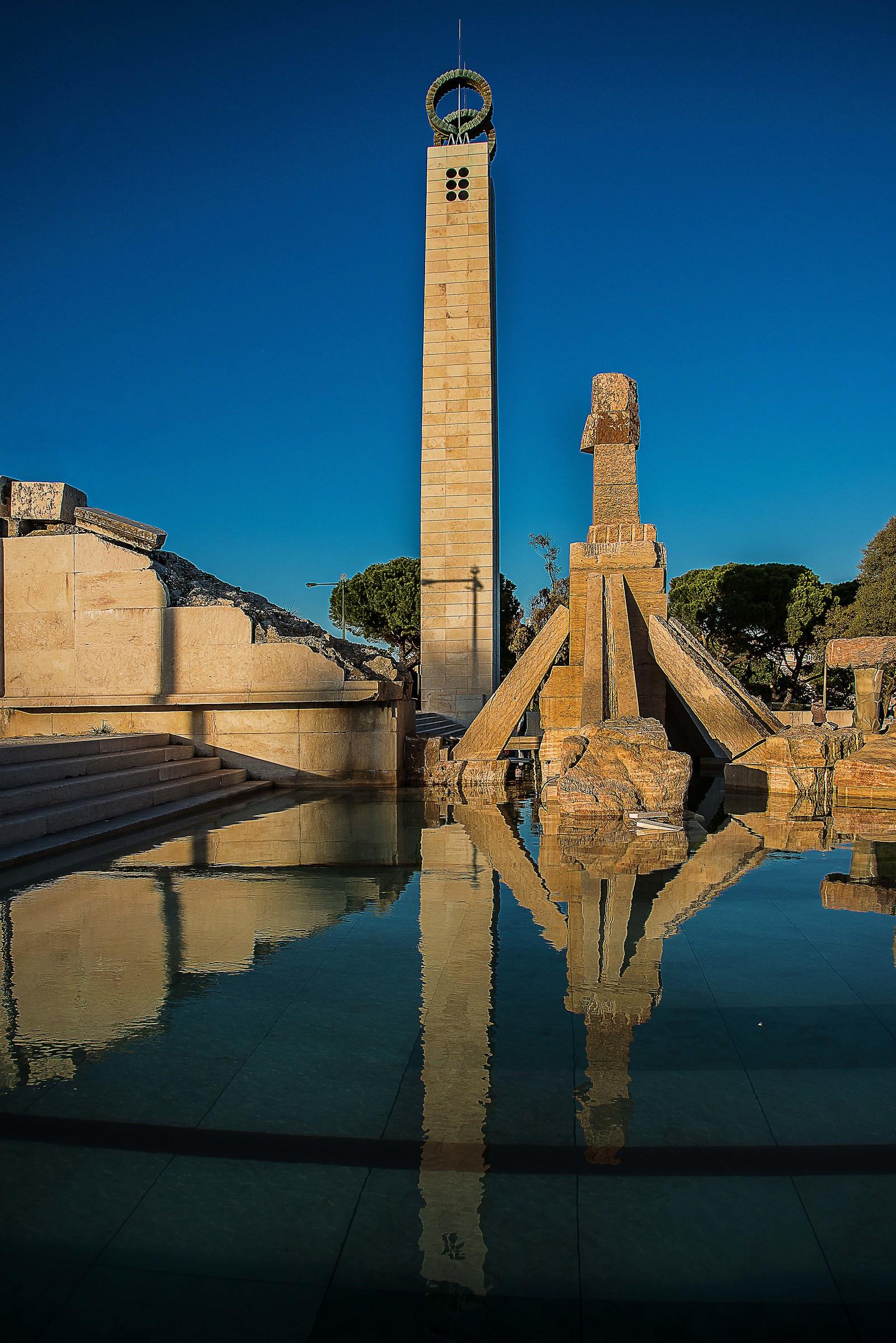 Park Eduardo VII Lisbon...