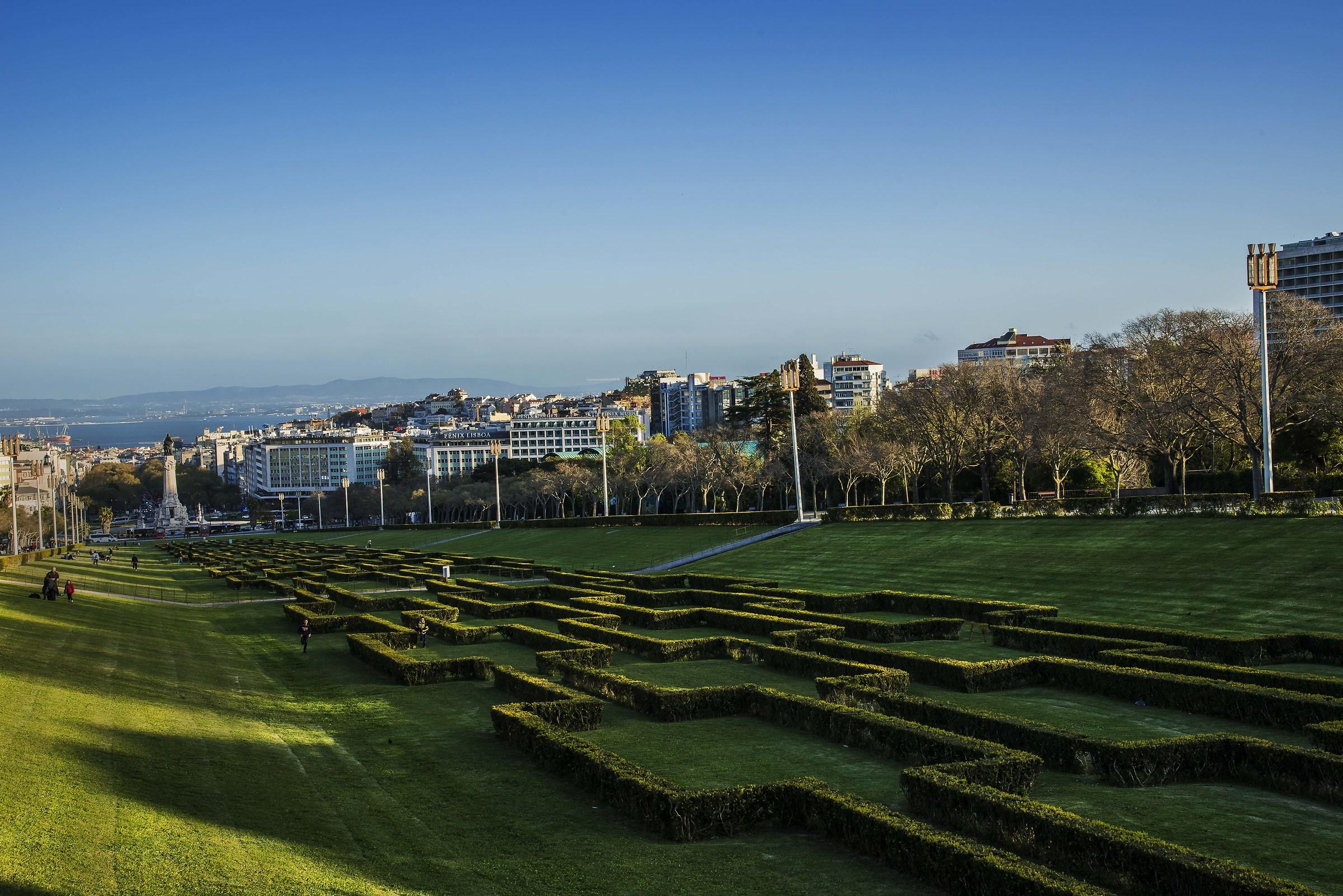 Gardens Park Eduardo VII...