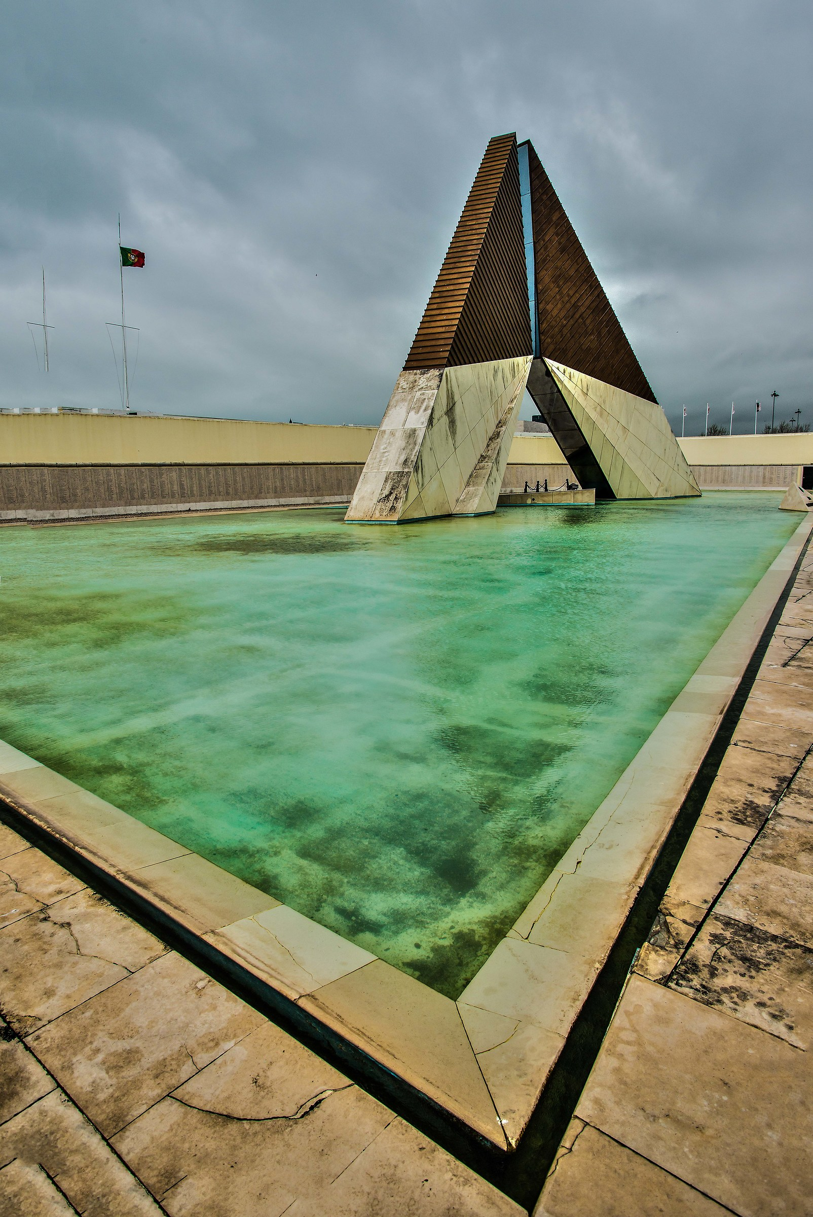 National Monument of the Fighters of Lisbon...