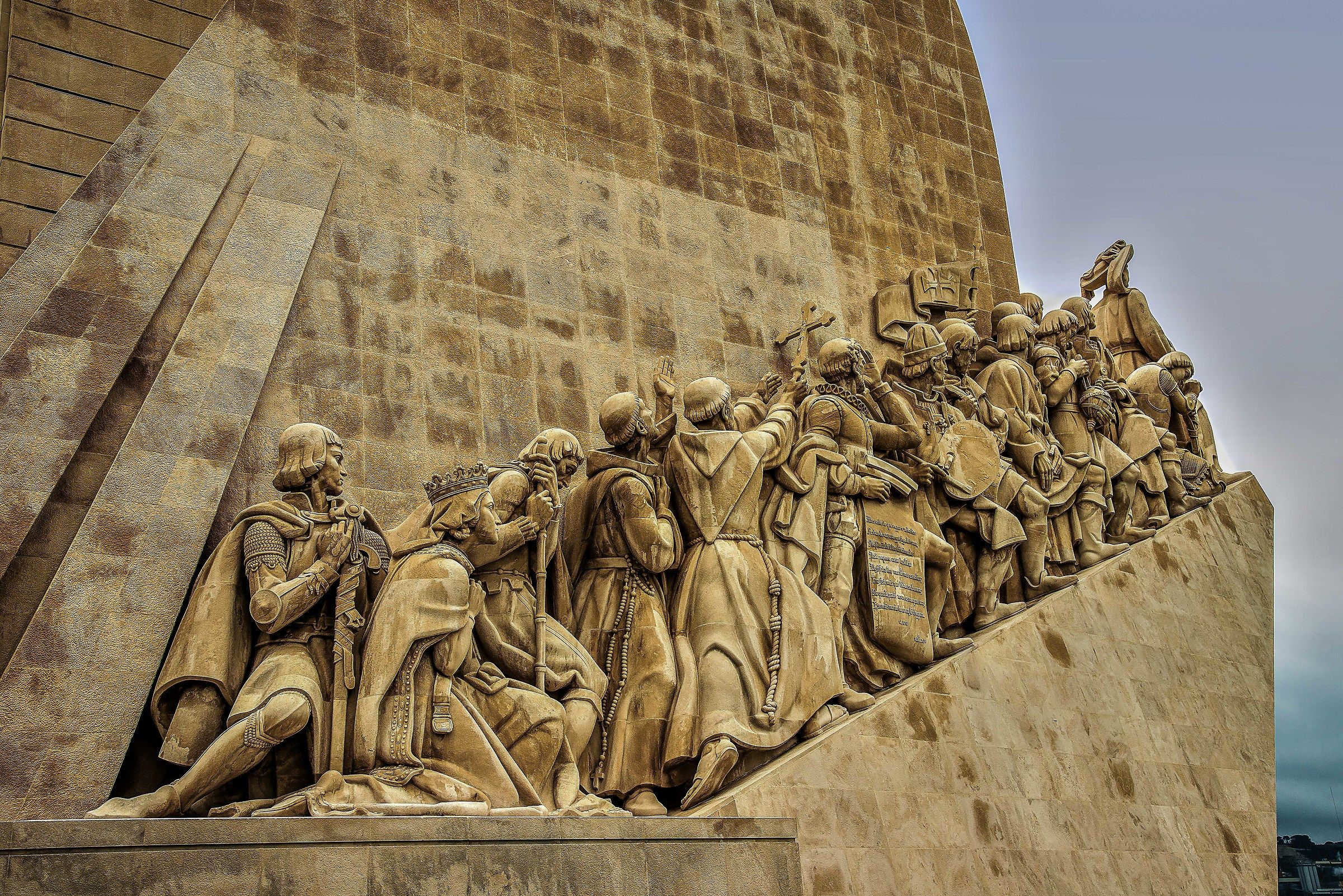 Monument of the discoveries...