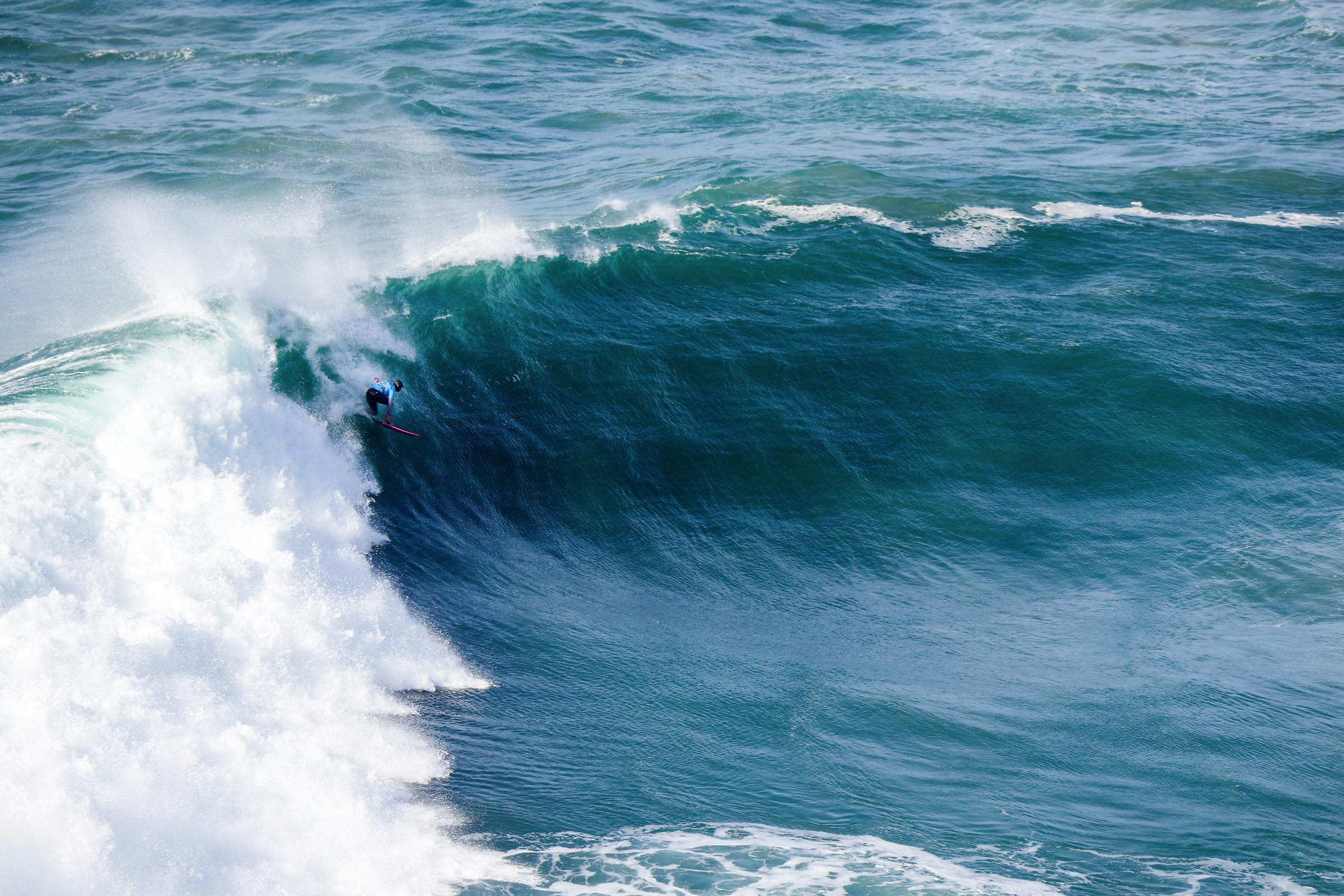 Surf in Nazareth 4...