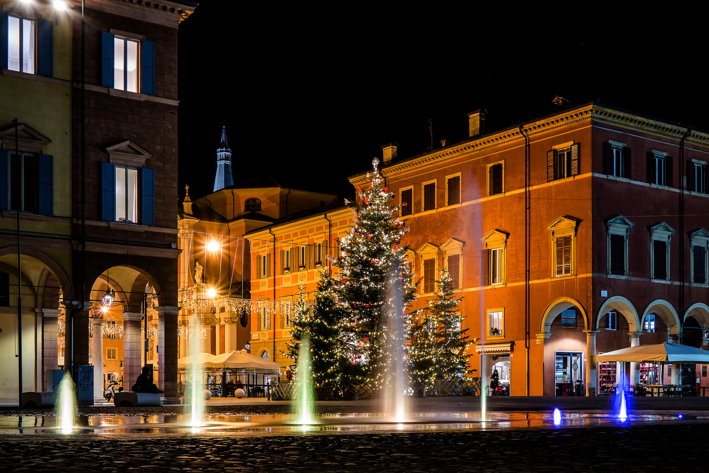 Modena-Magic of Christmas...