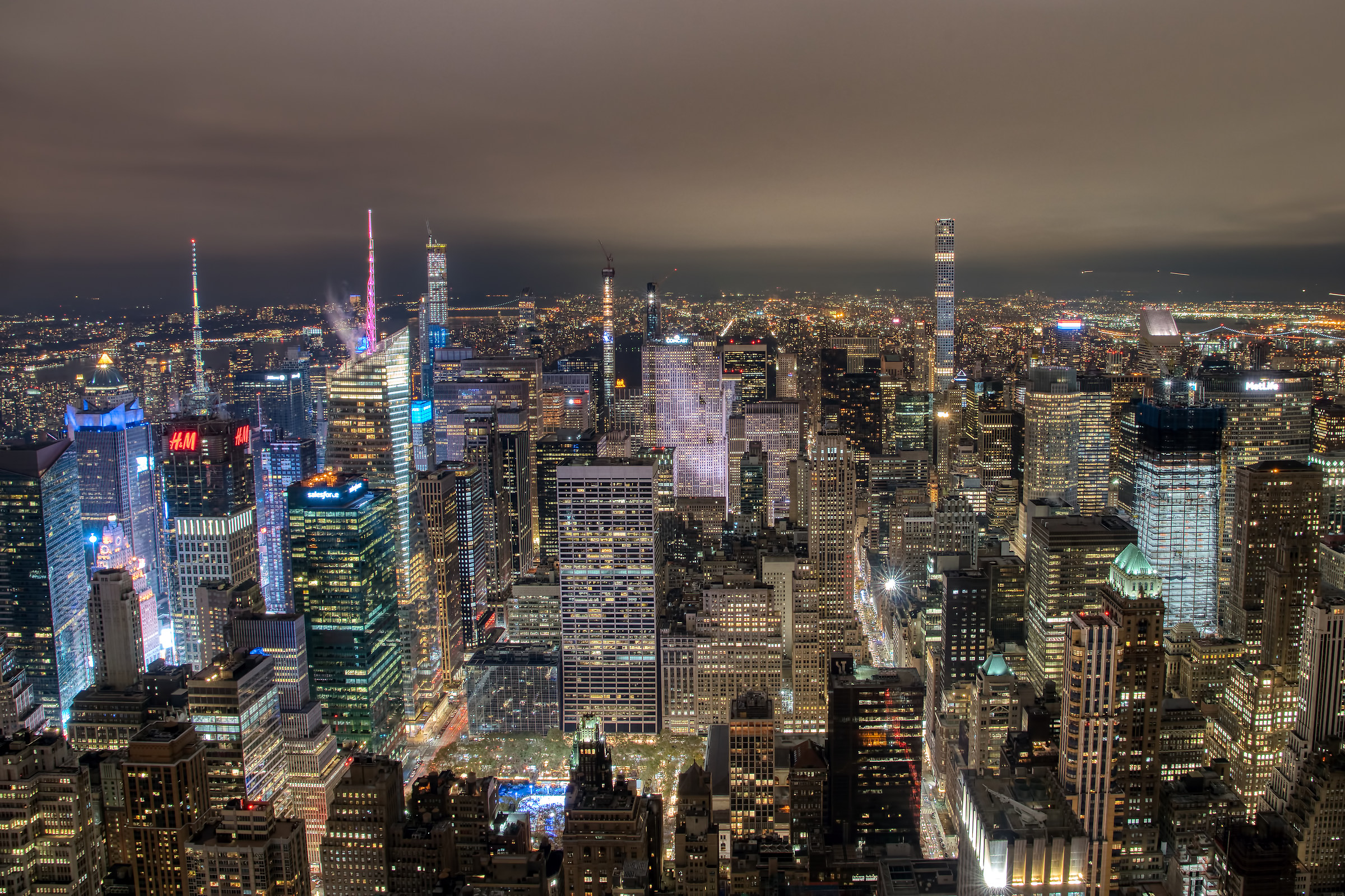 Top Of The Rock-NYC...