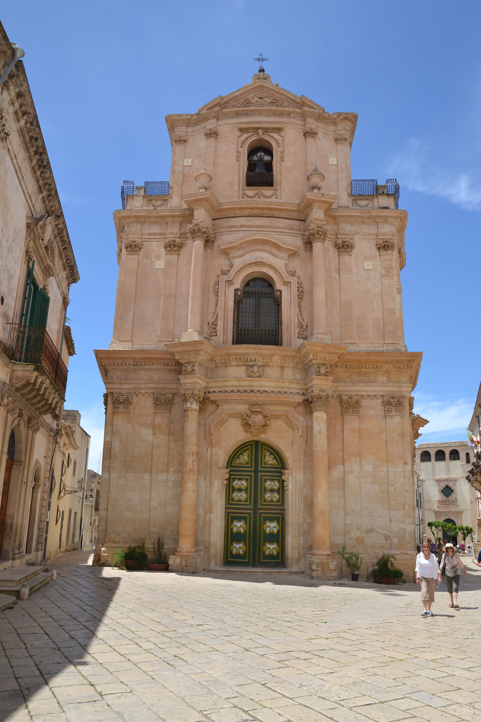 SCICLI Church of S. Michele Arcangelo...