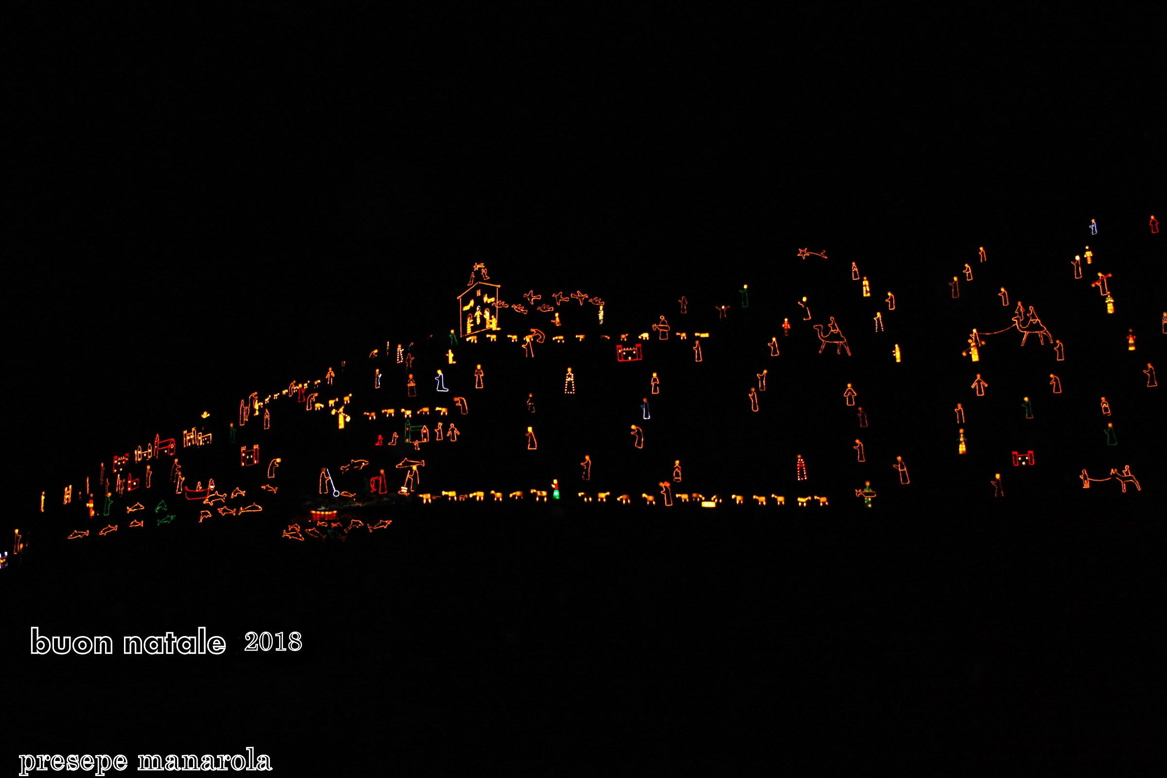 8159-Manarola's luminous nativity scene...