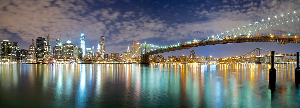 Two bridges...