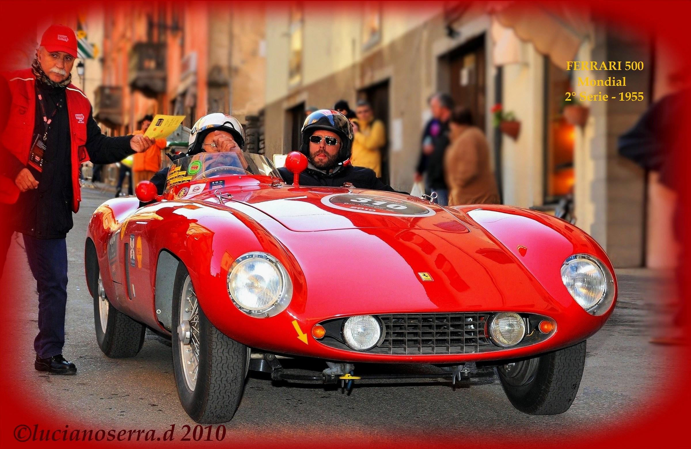 Ferrari 500 Mondial 2° Serie - 1955...
