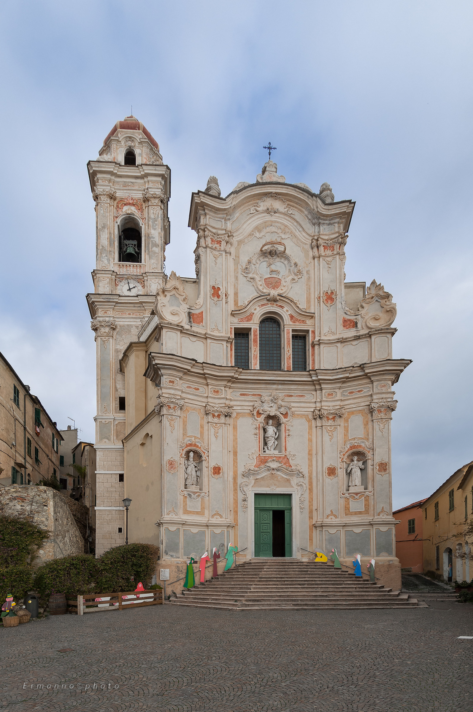 Chiesa San Giovanni Battista (Cervo)...
