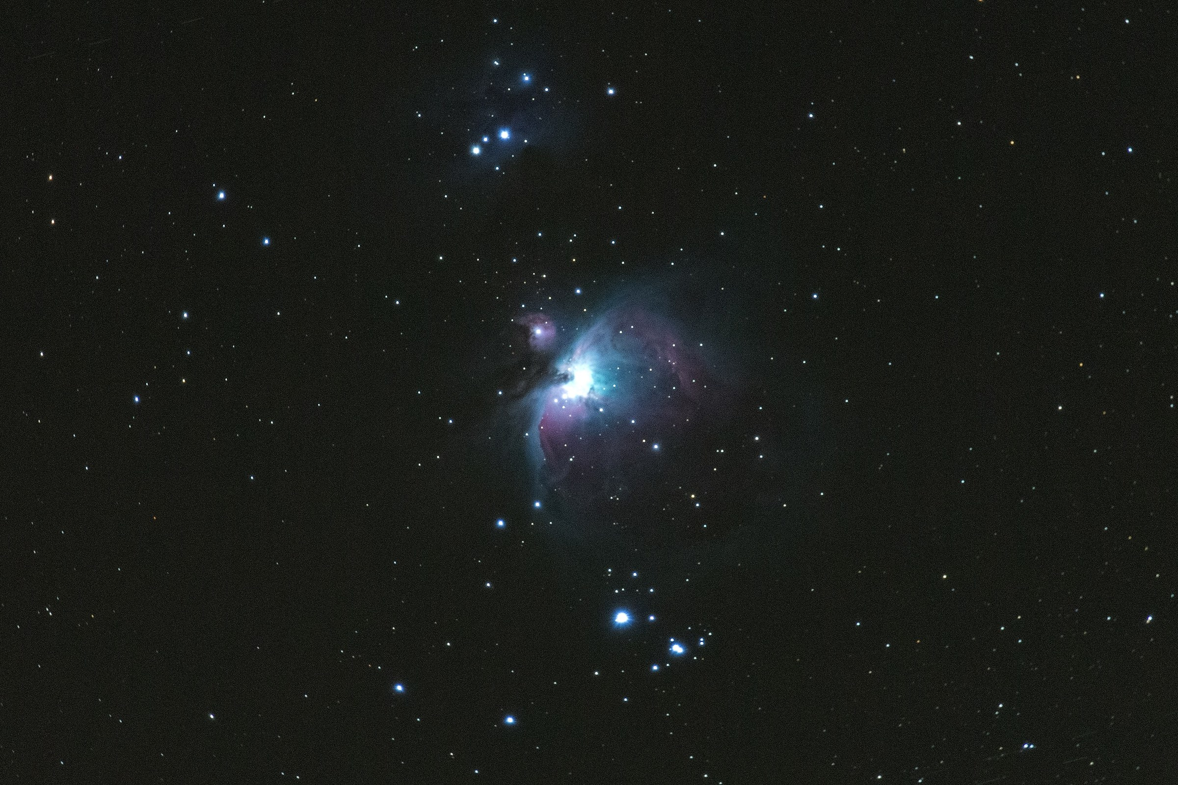 Orion Nebula...