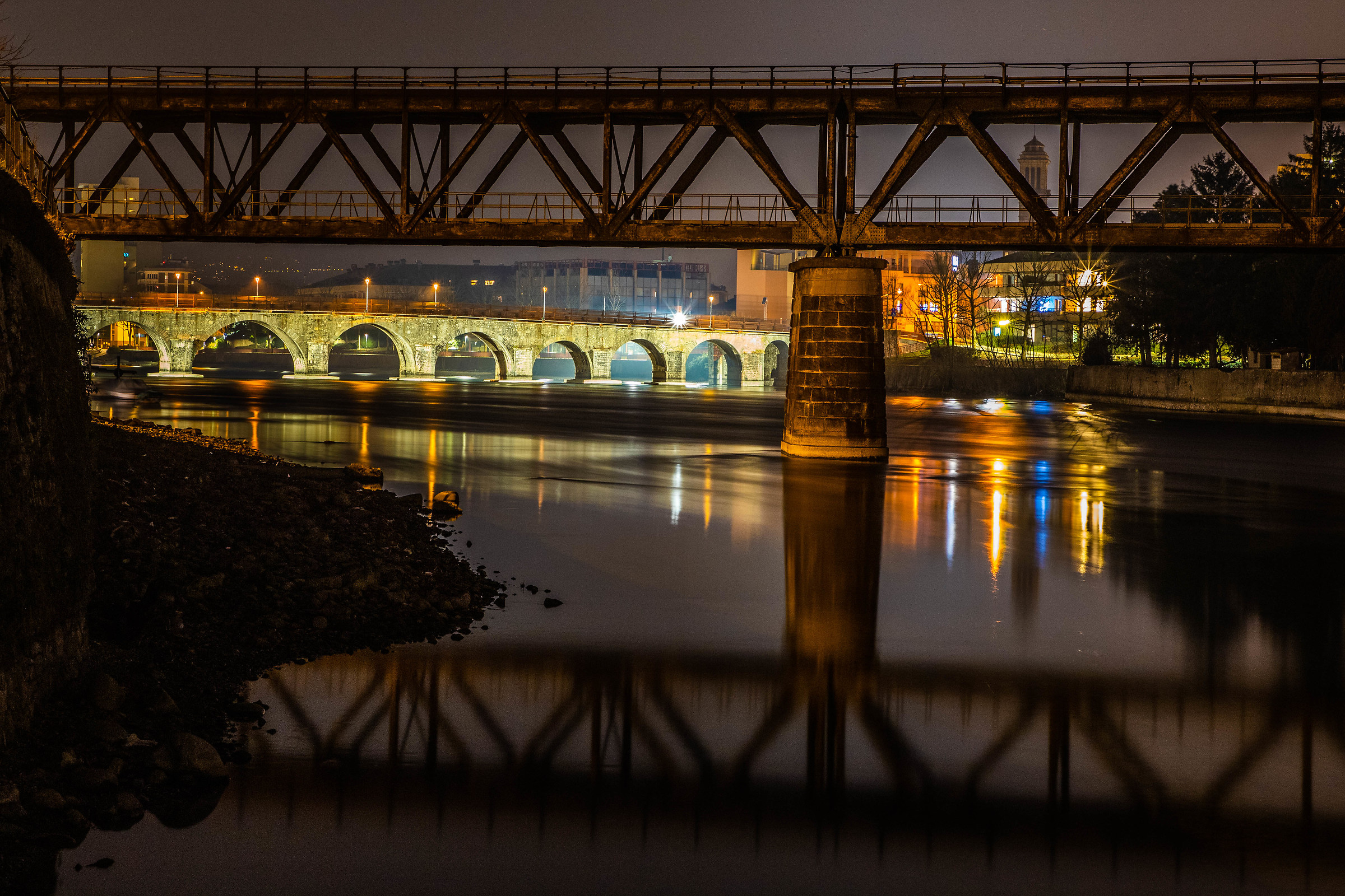 Old Bridge (Lecco)...