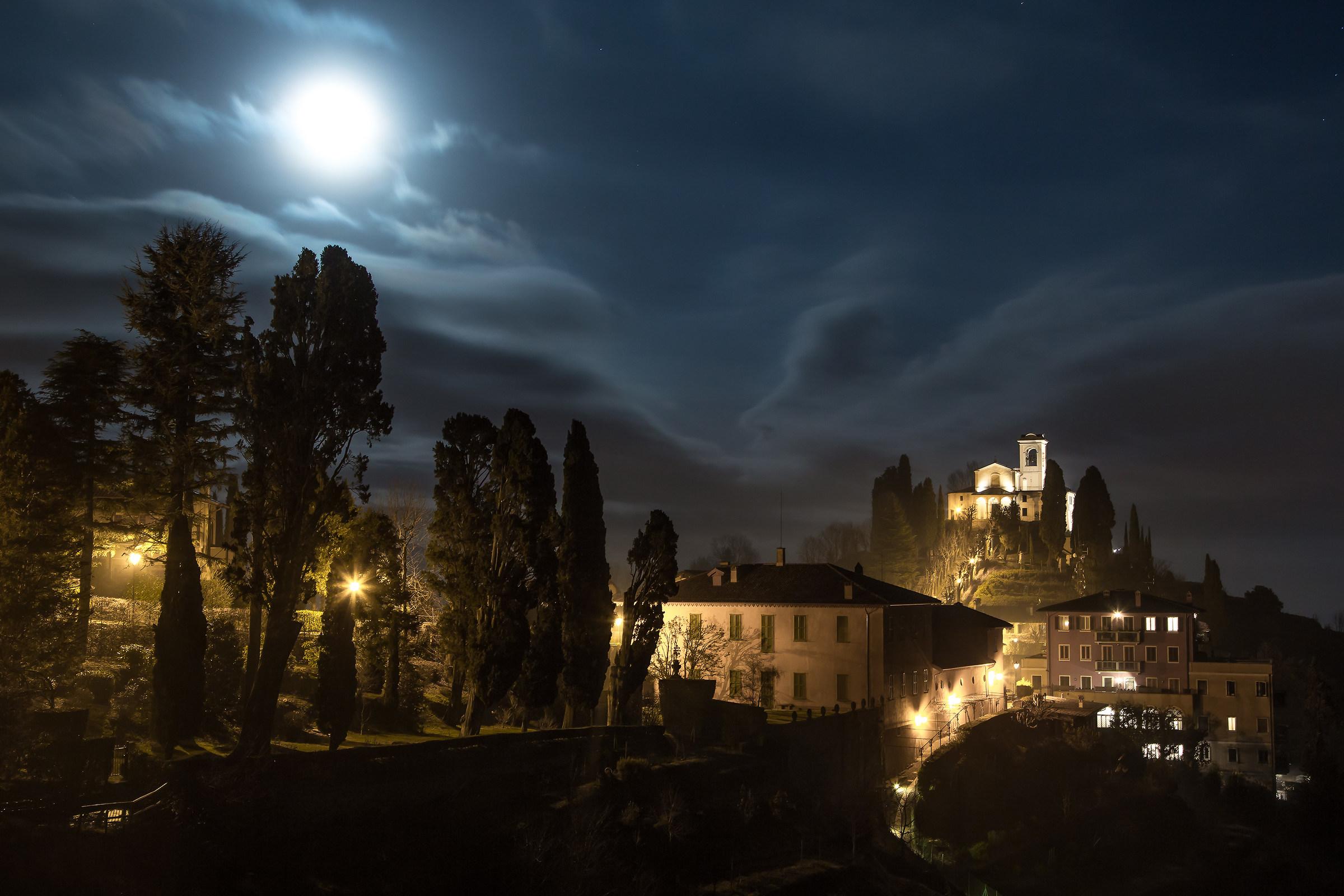 Magical night....