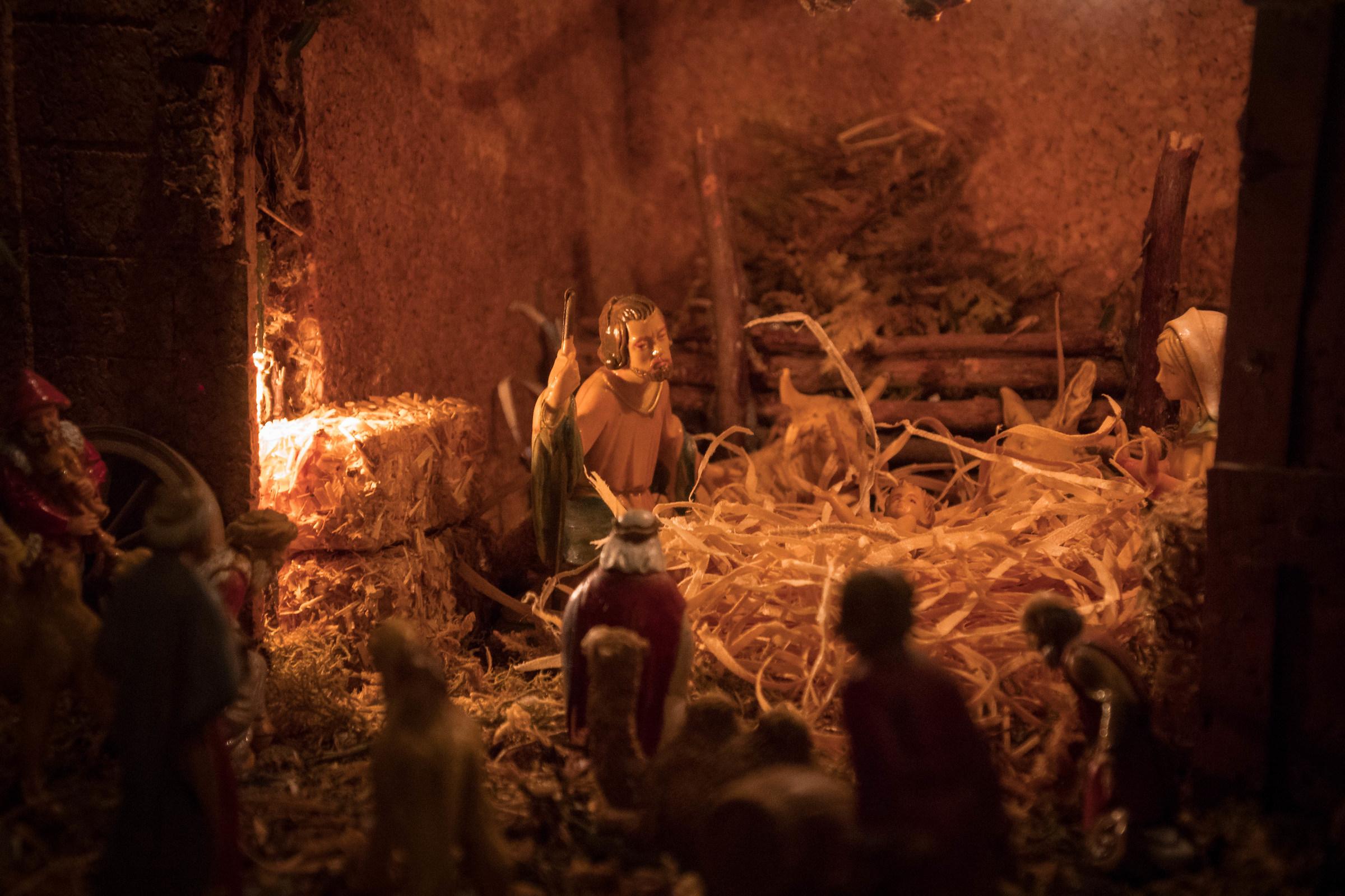 Nativity...