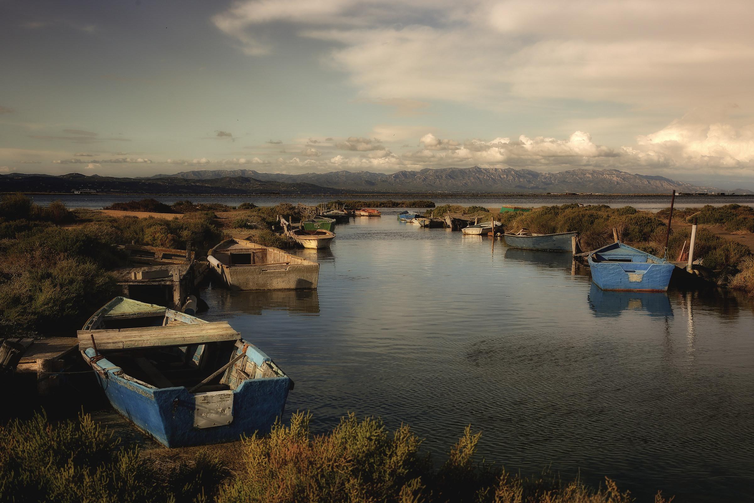 Delta of the Ebro ...
