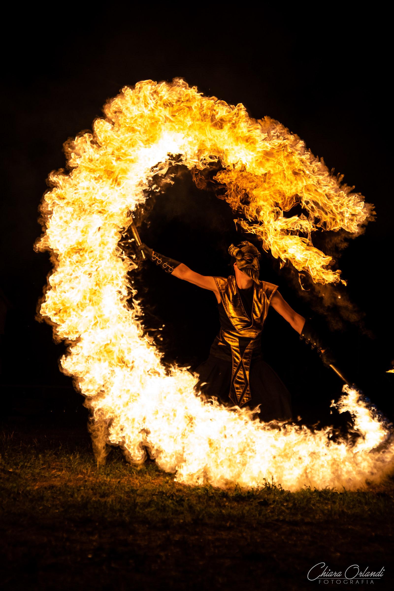 Fire Dragon...