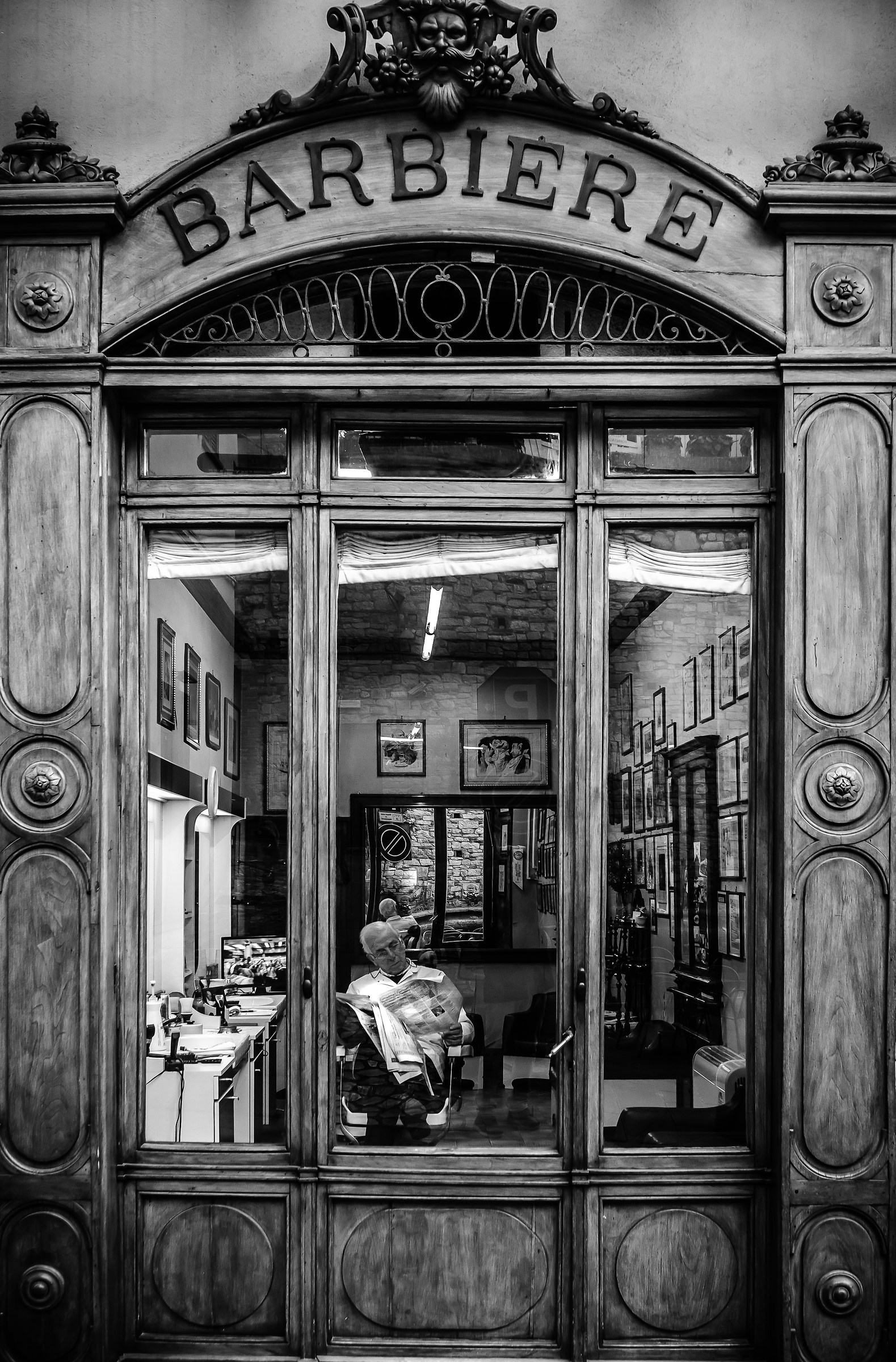 The Barber of Todi...