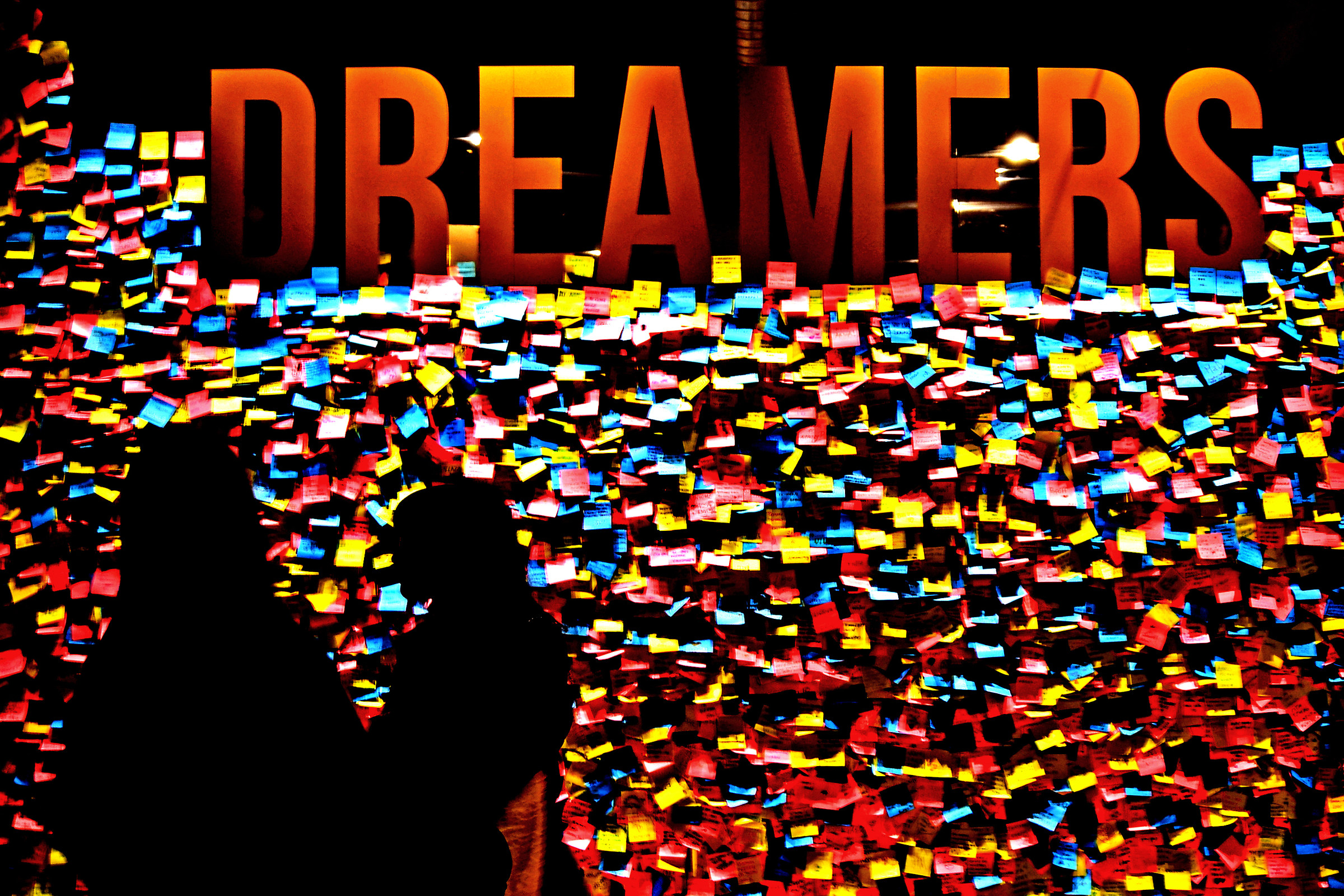 Dreamers...