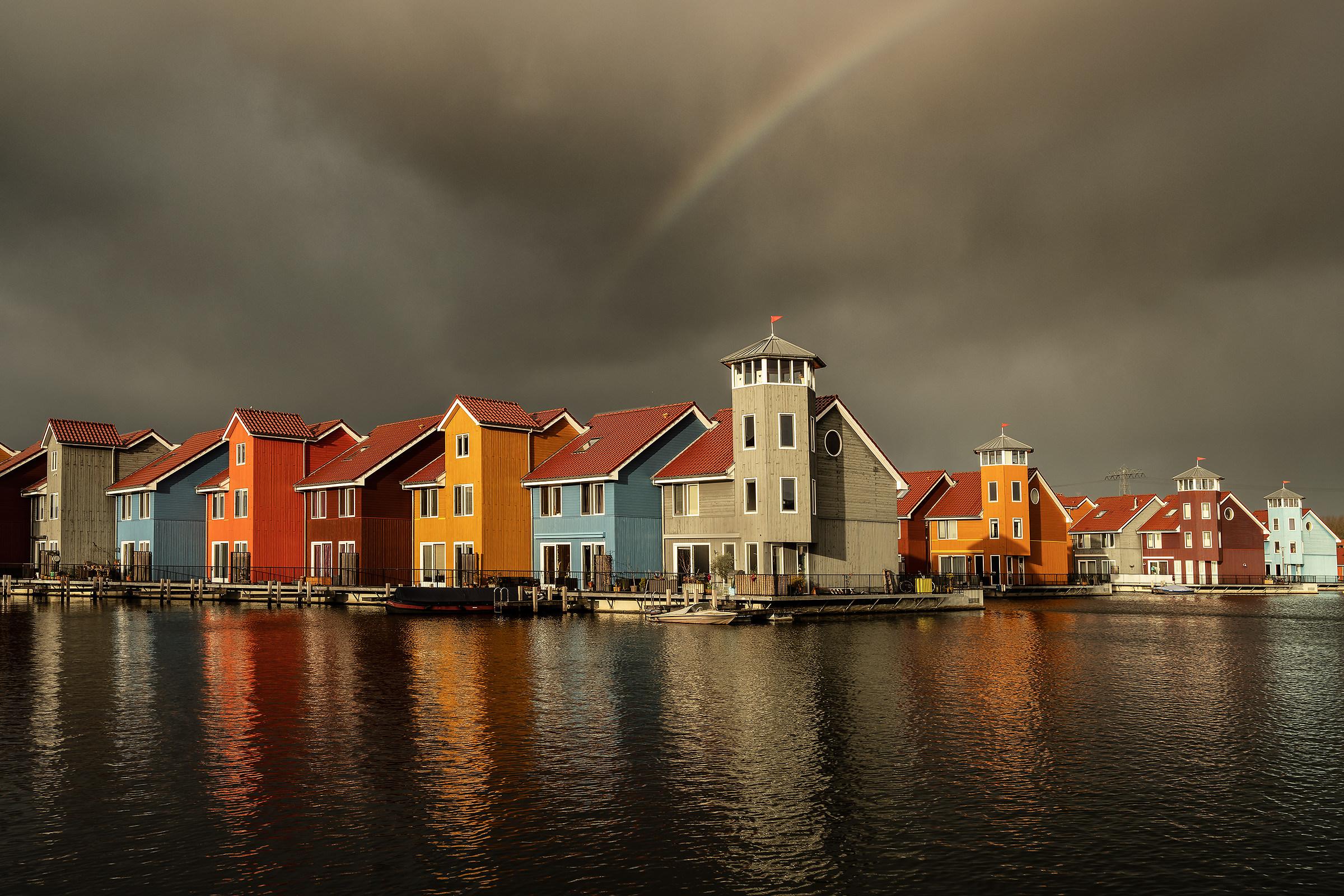 Groningen after the rain...