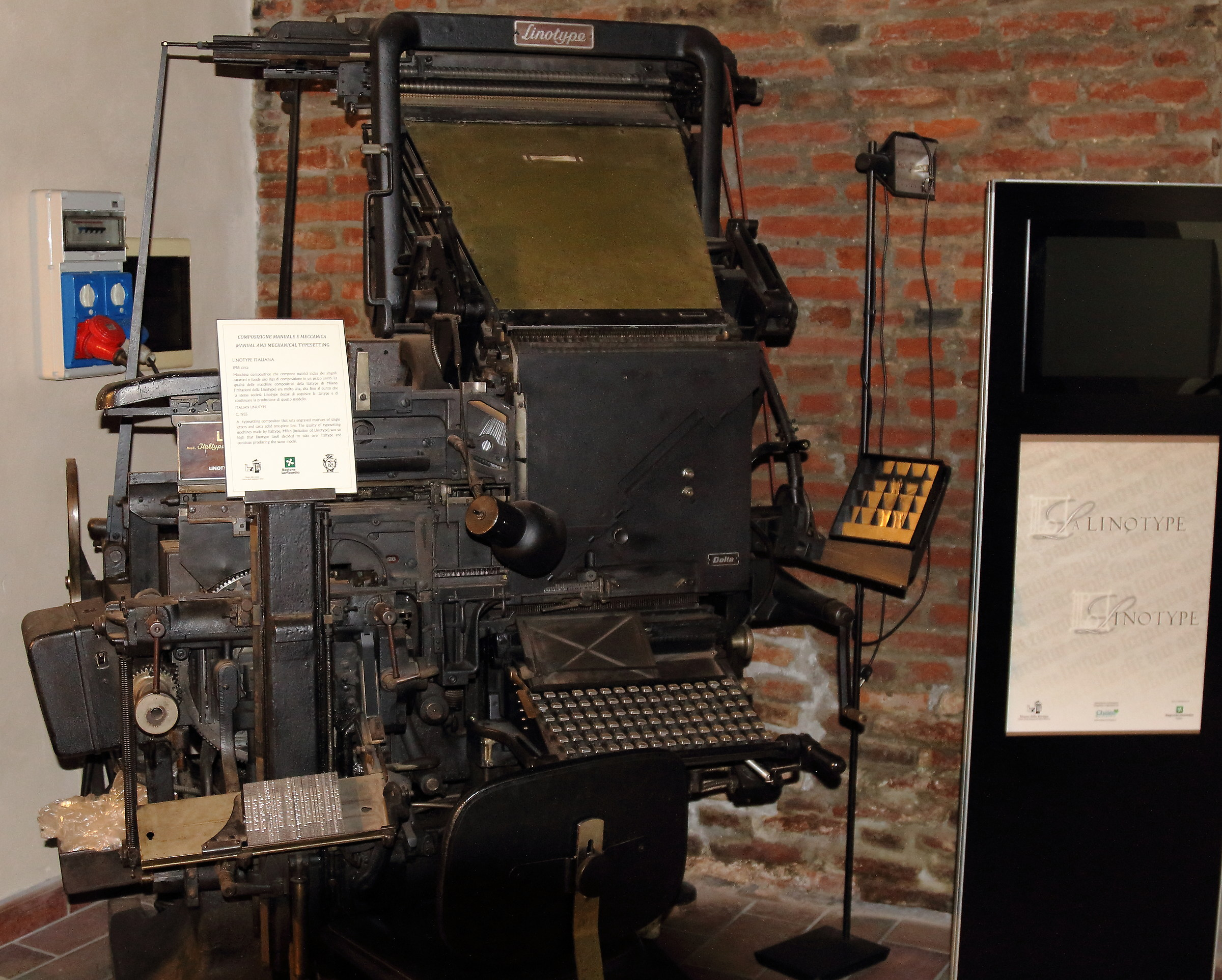 Linotype ...