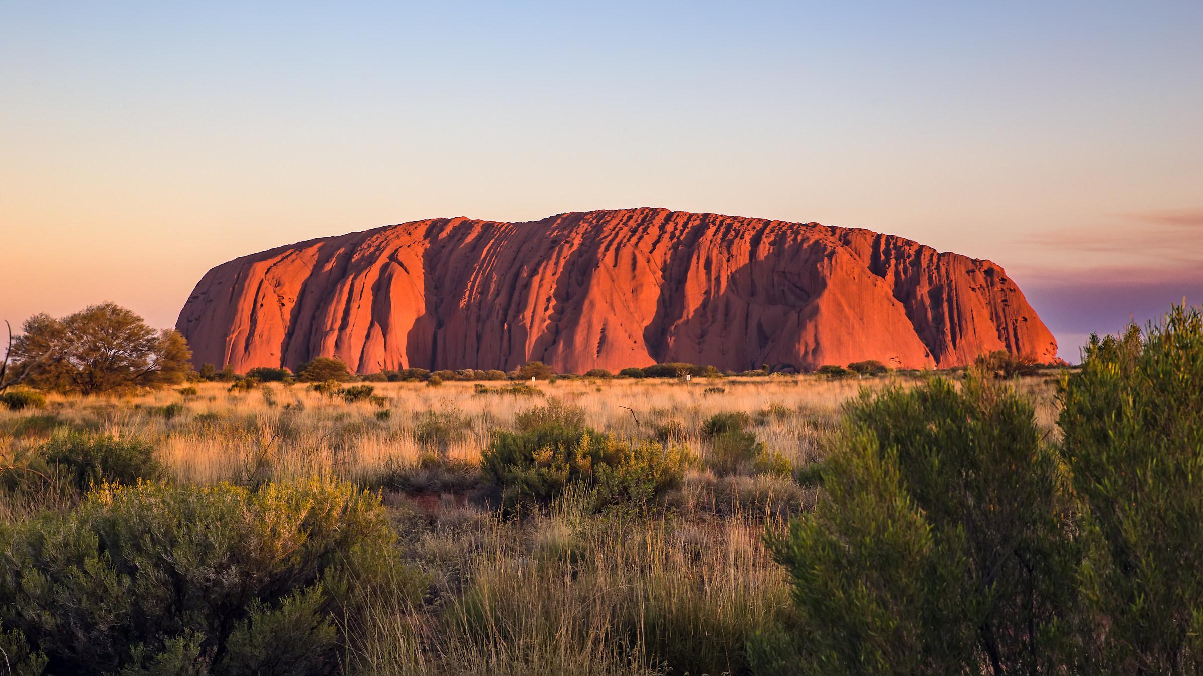 Simply, Uluru...