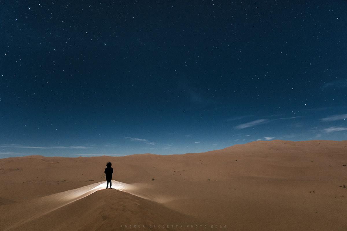 Sahara Night...