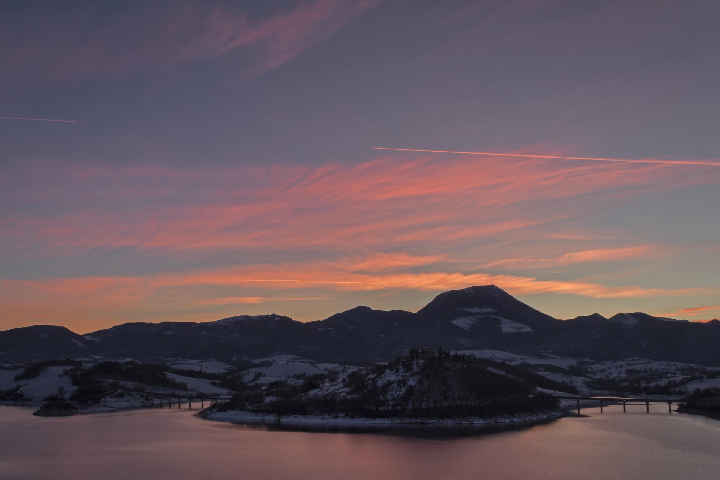 12.01.2019 Sunset ...