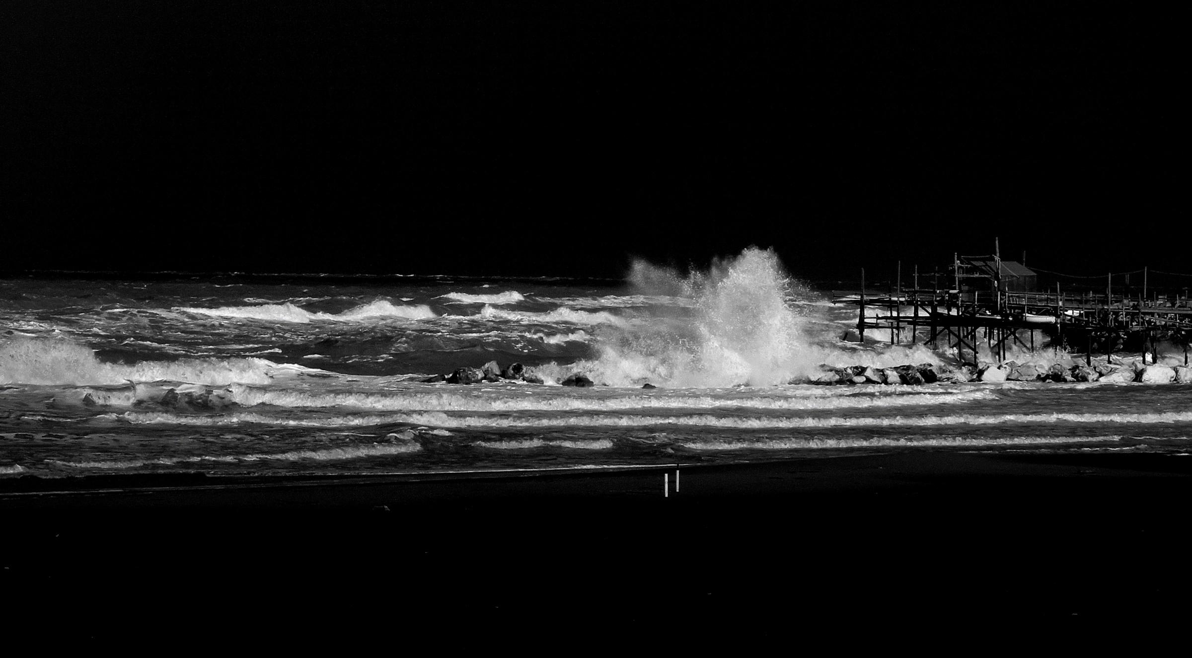 Winter Sea......