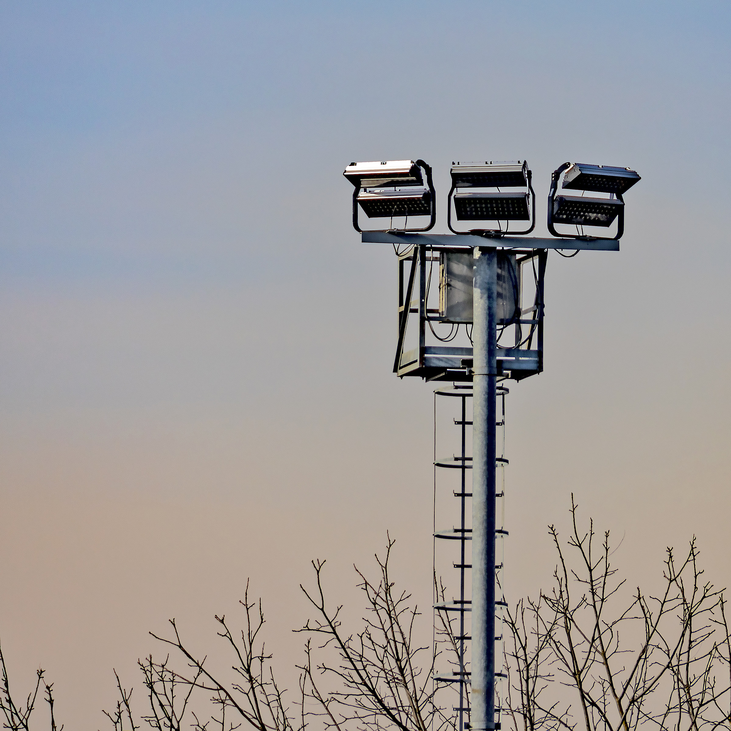 Stadium Lights...