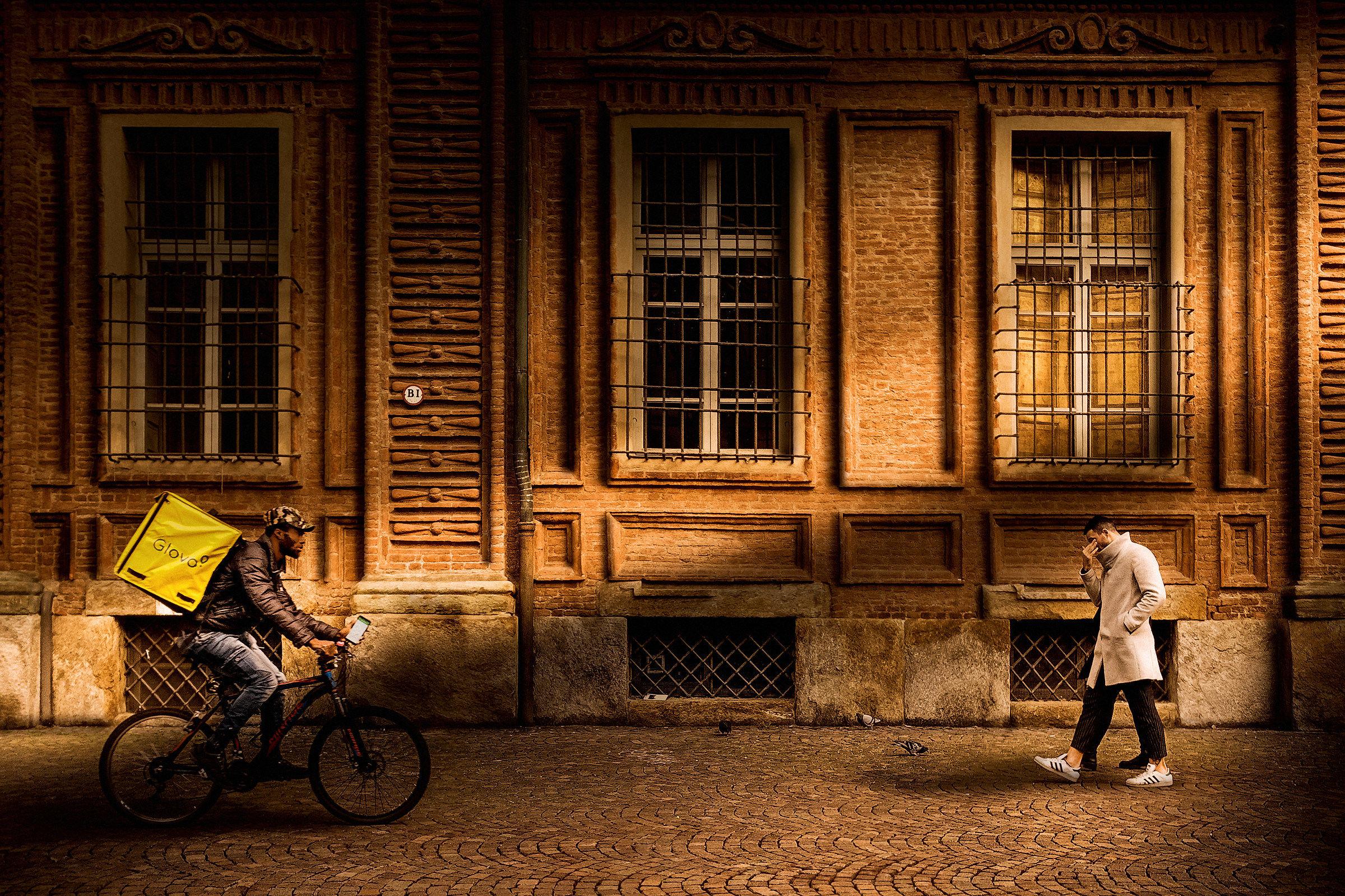 Passeggiando a Torino...