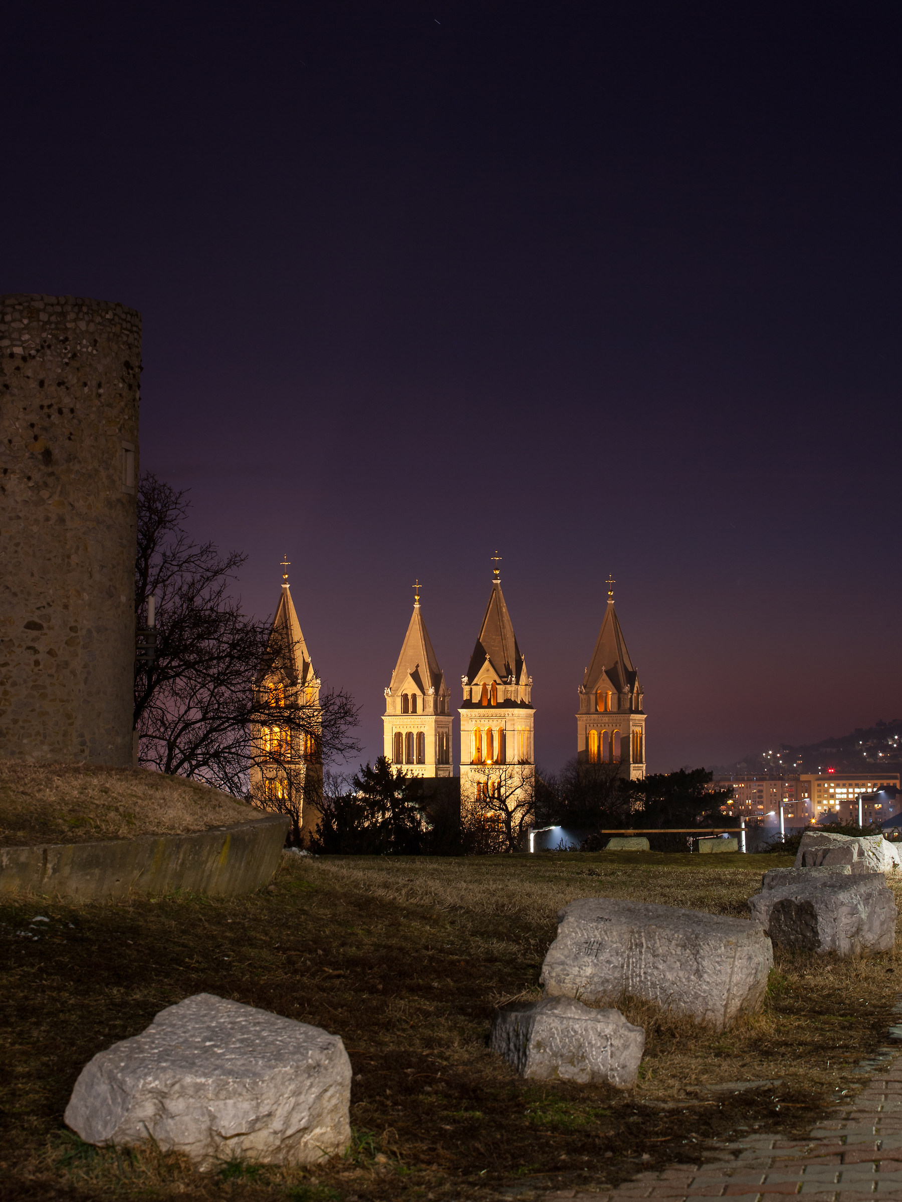 St. Peter and St. Paul's Cathedral in Pécs...