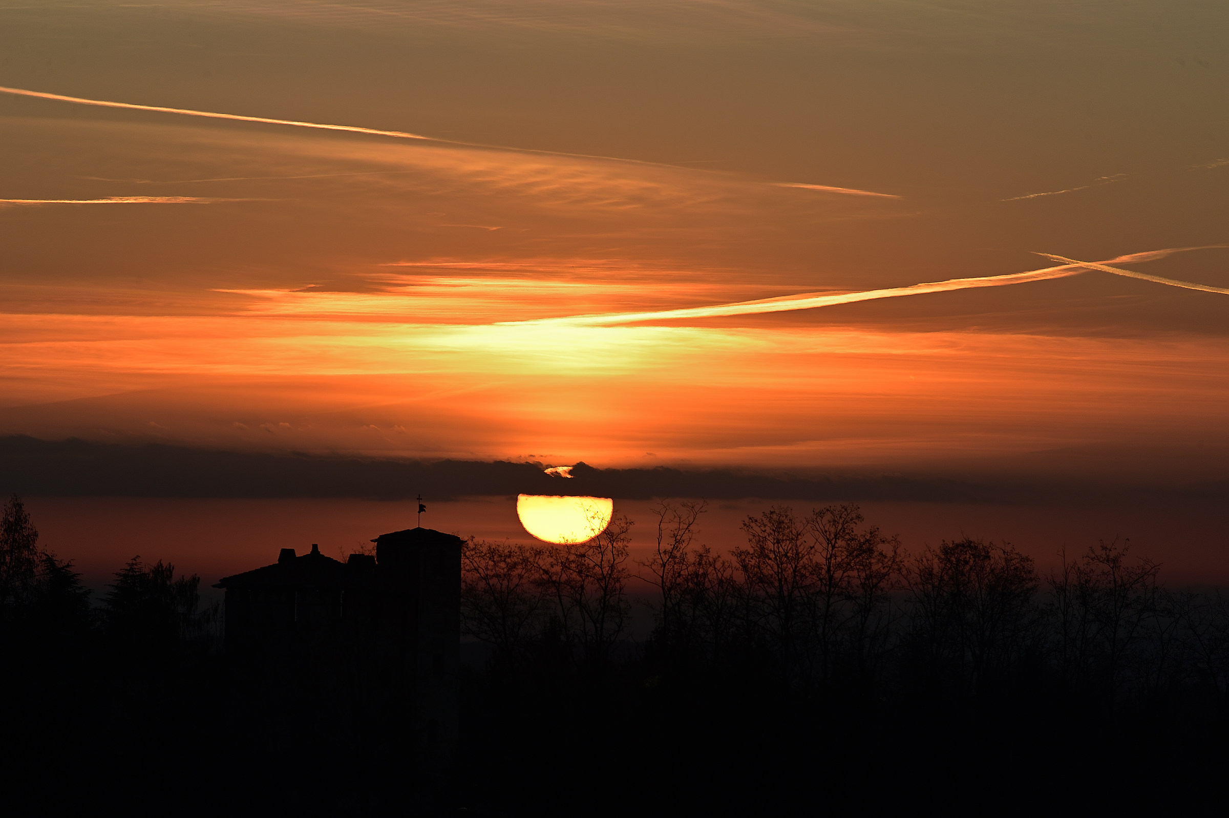 My Sunrise...