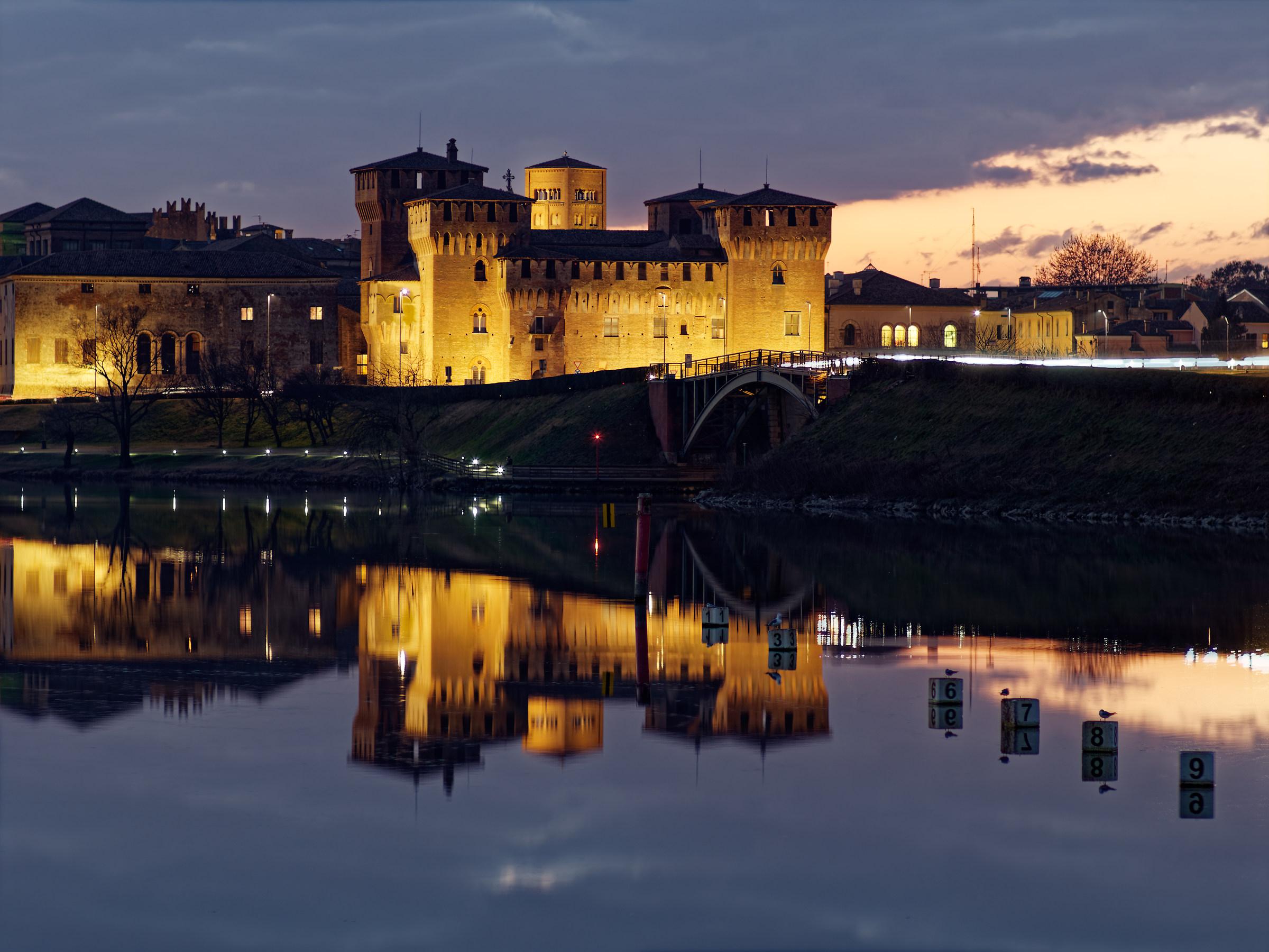 San Giorgio Castle...