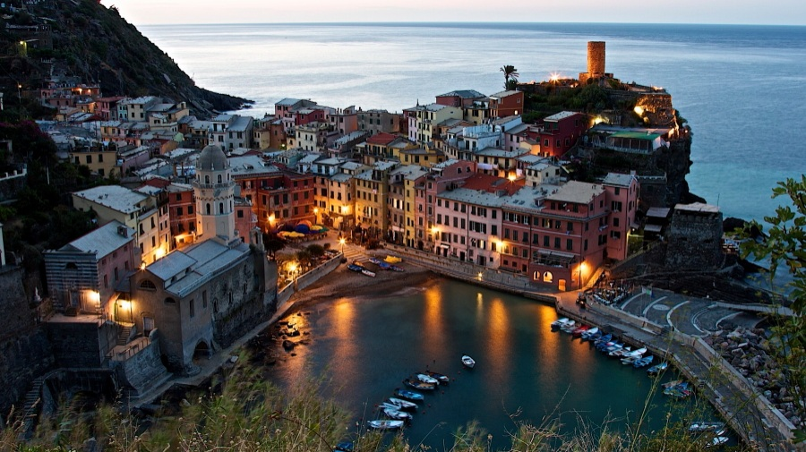 Vernazza (sp)...
