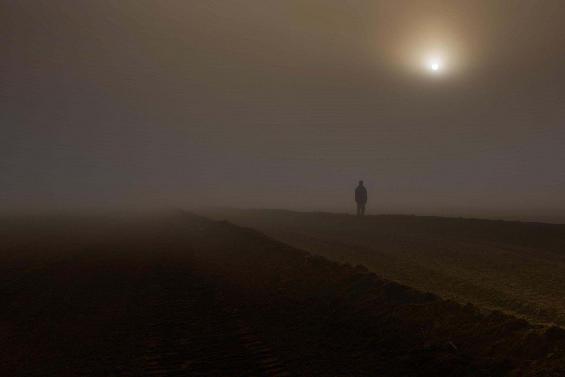 The Martian...