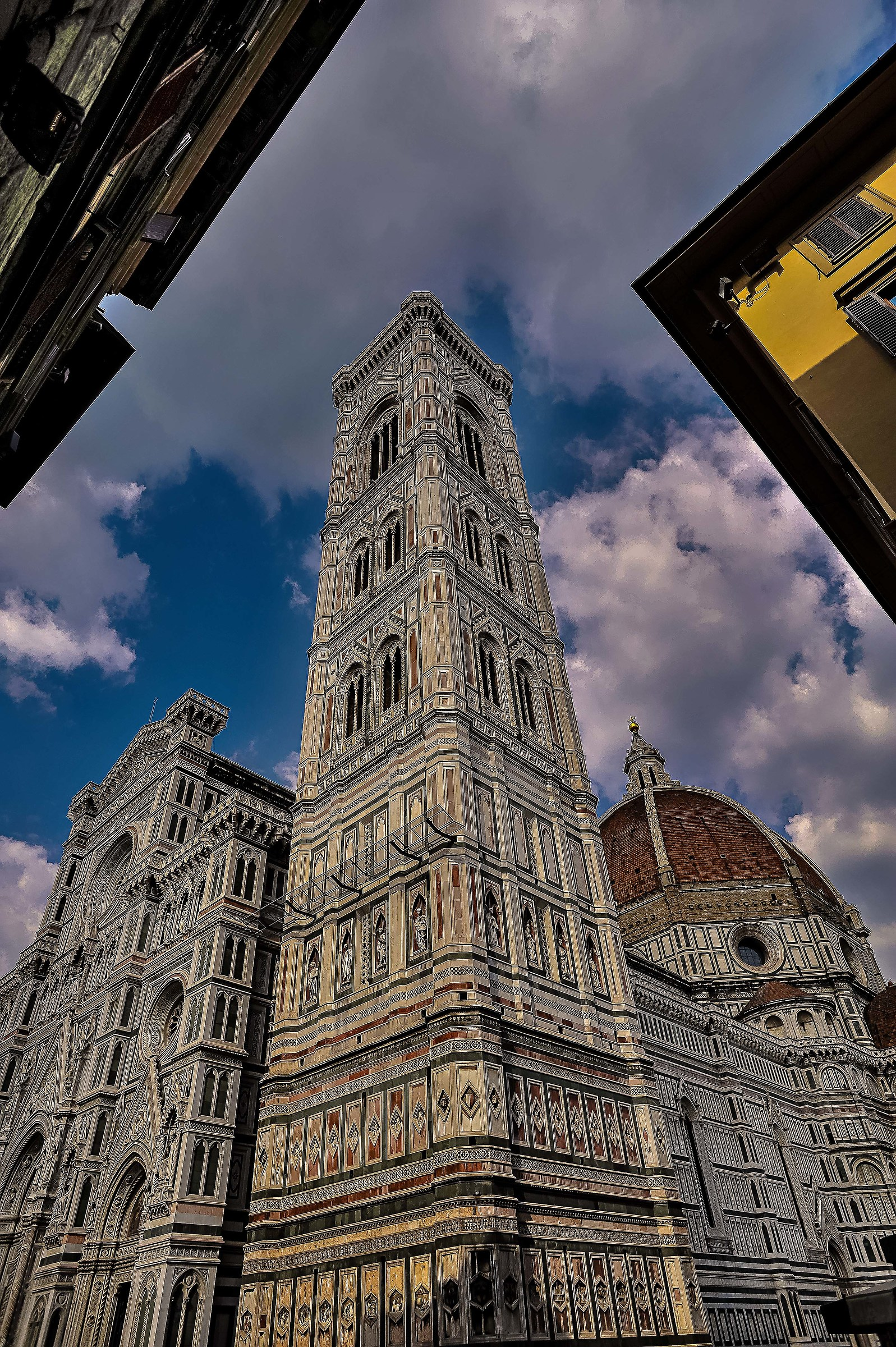 Giotto's bell tower...