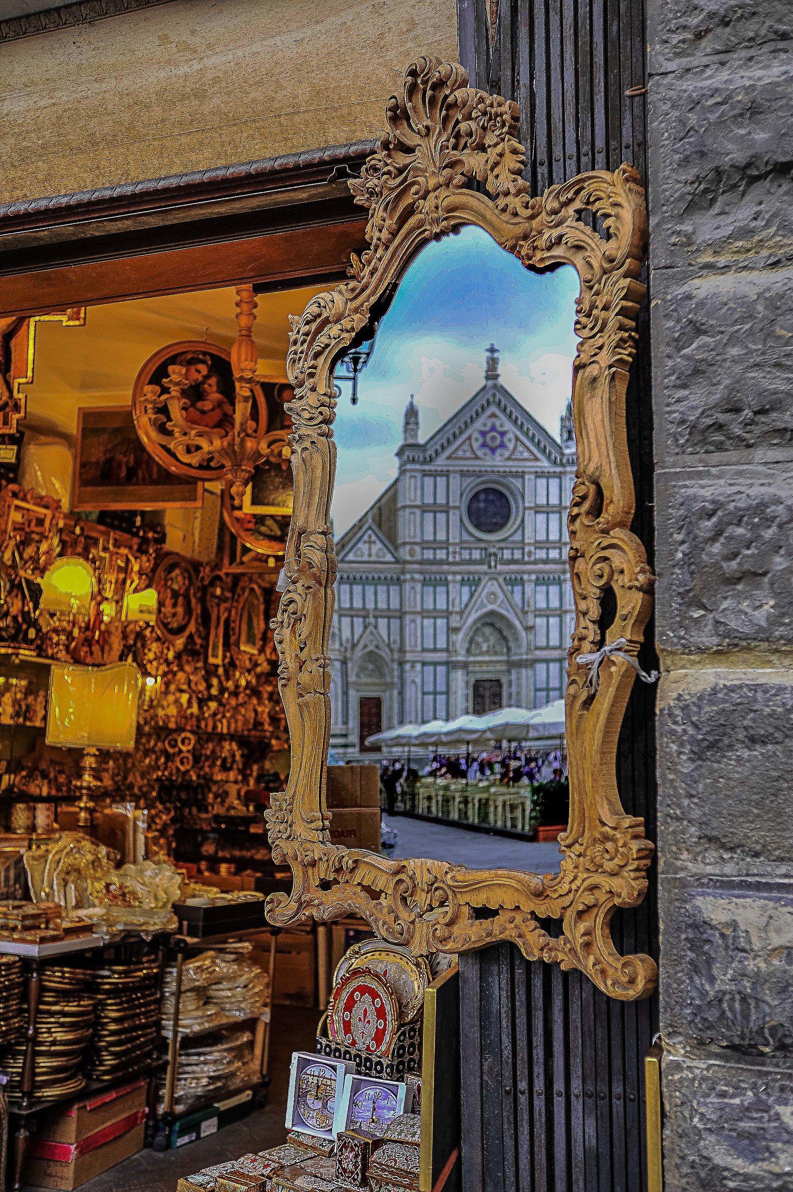 Florentine Reflections 1...