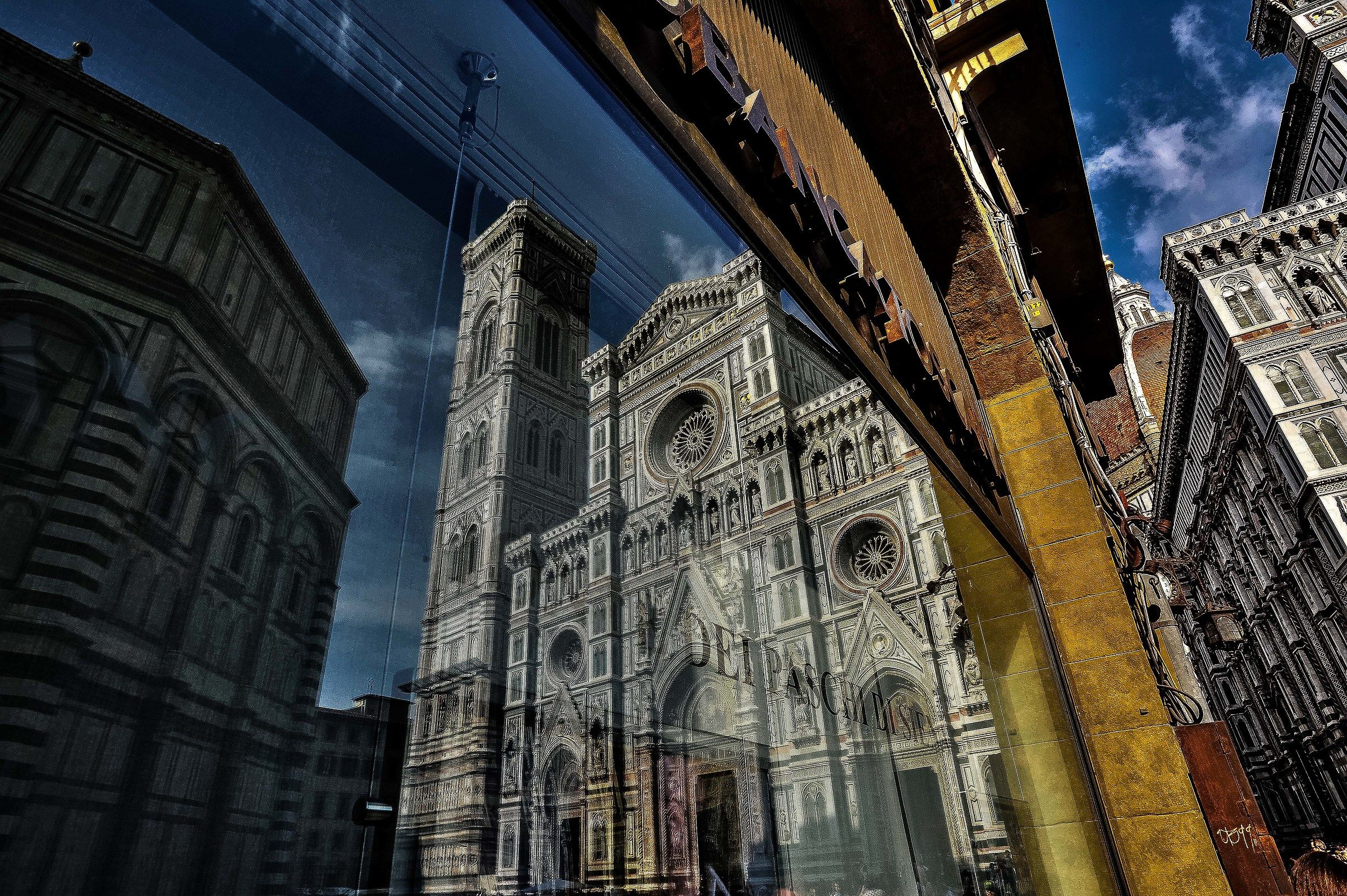 Florentine Reflections 2...