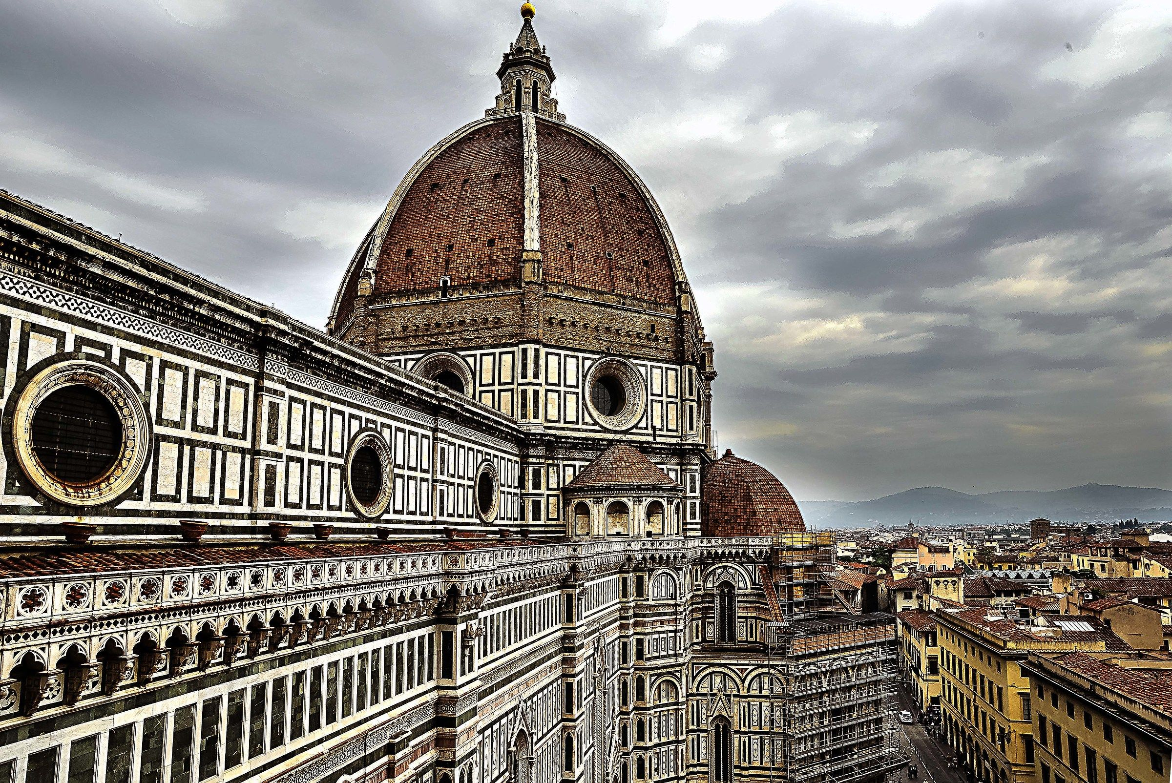 Florence Perspectives Brunelleschi's Dome...