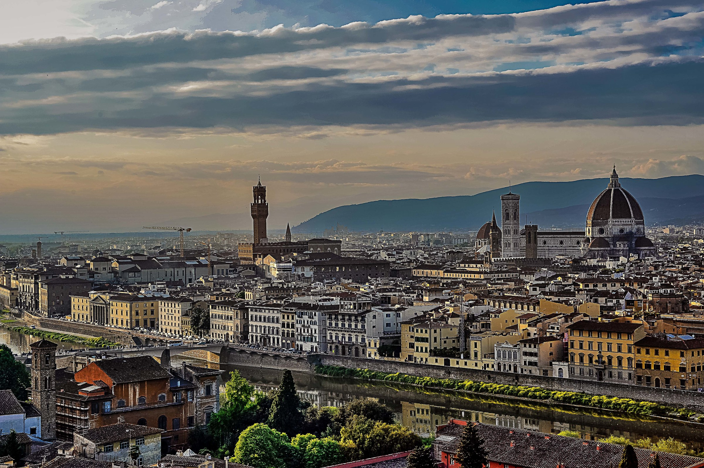 Florence in all its splendor...