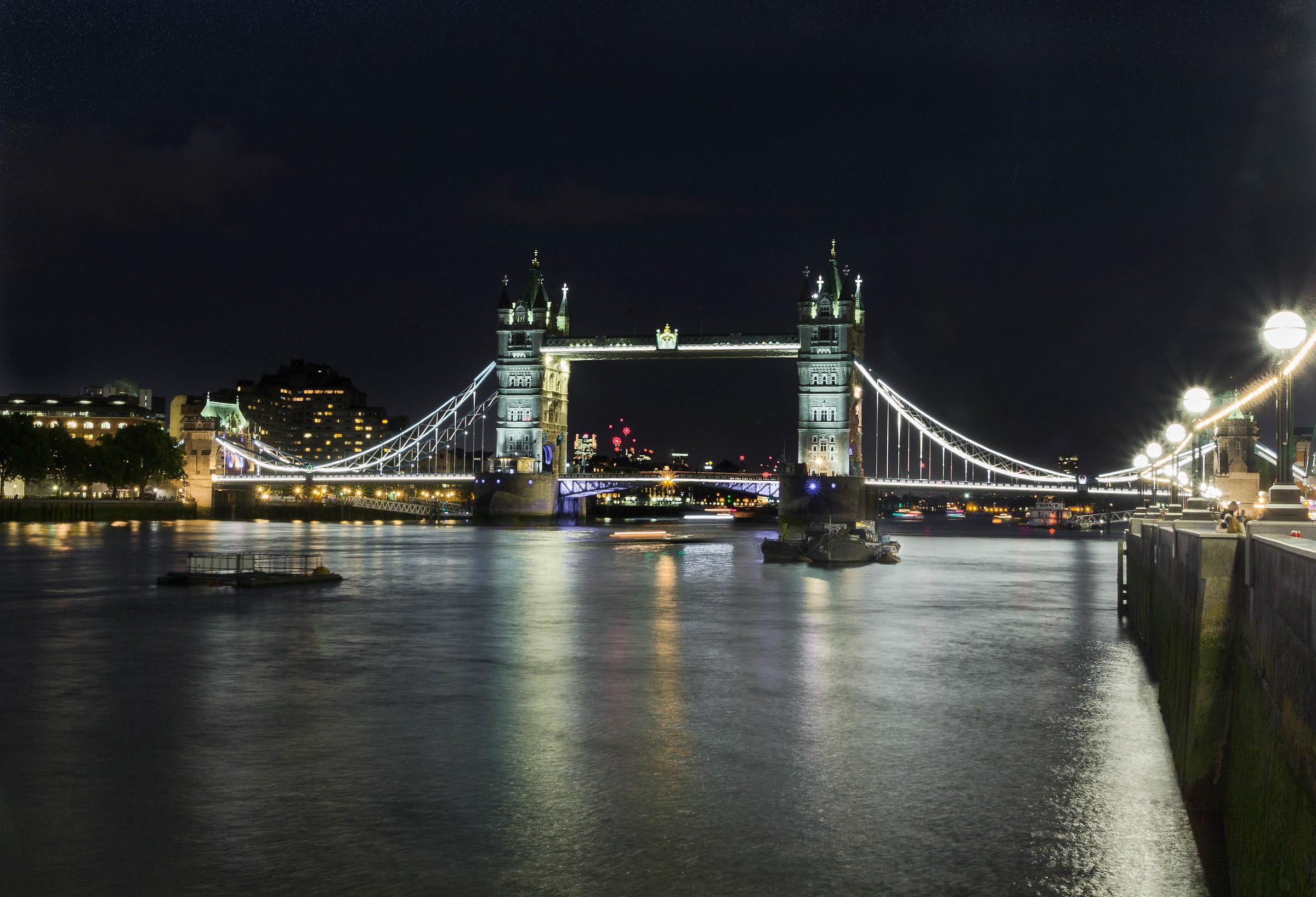 Tower Bridge London...