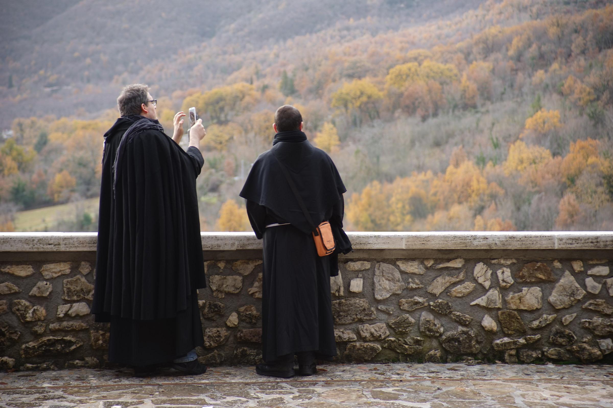 Friars...