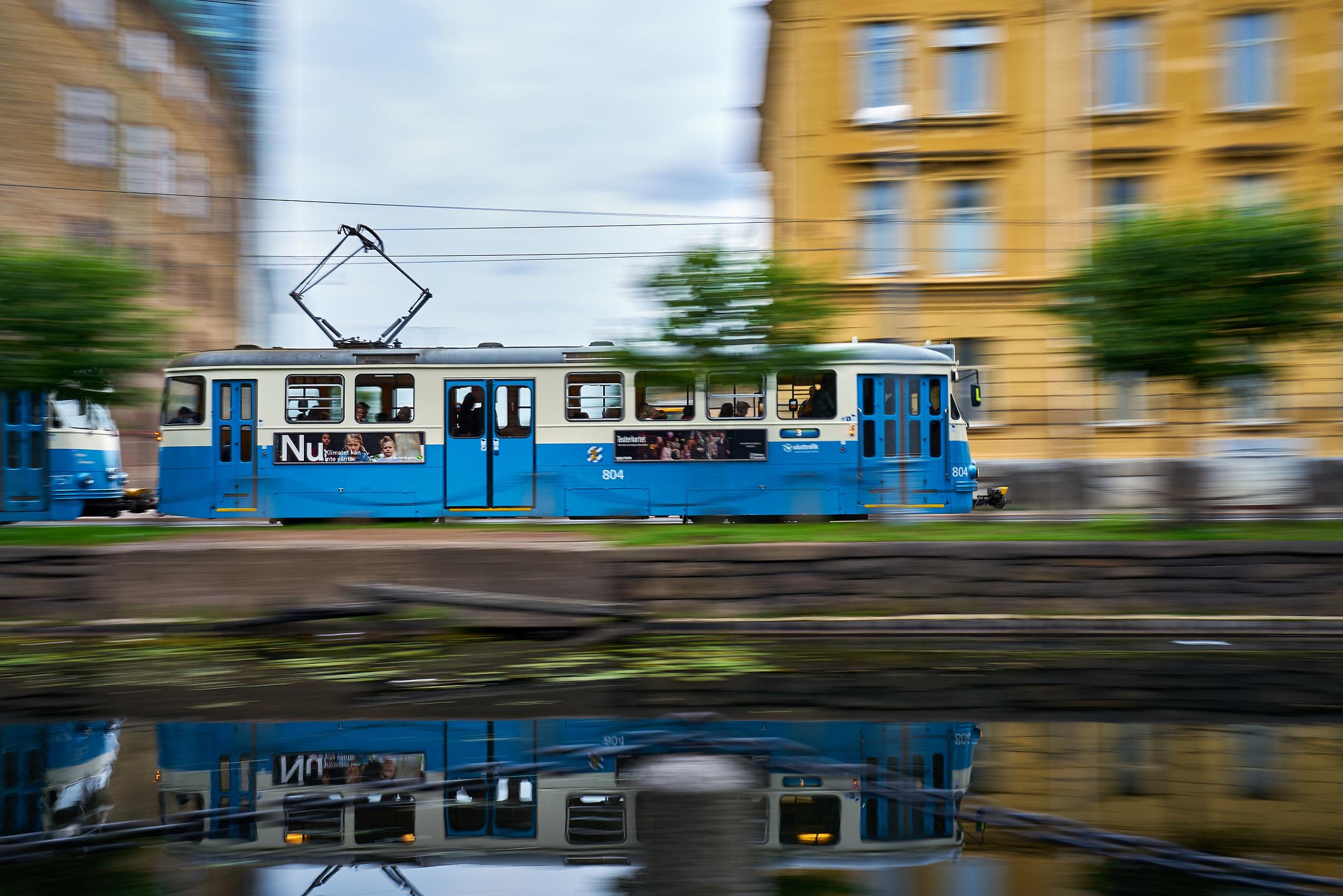 Tram svedese...