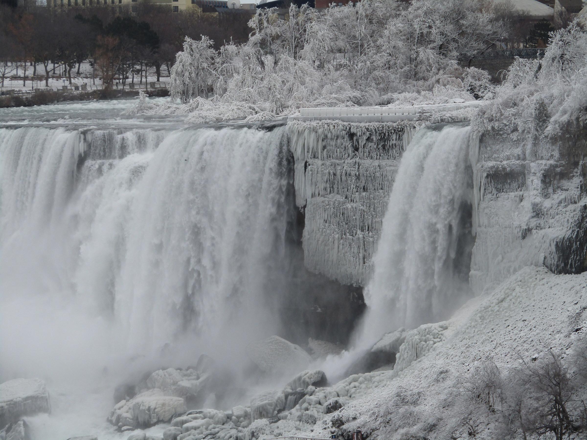 Cascate del Niagara-le cadute americane...