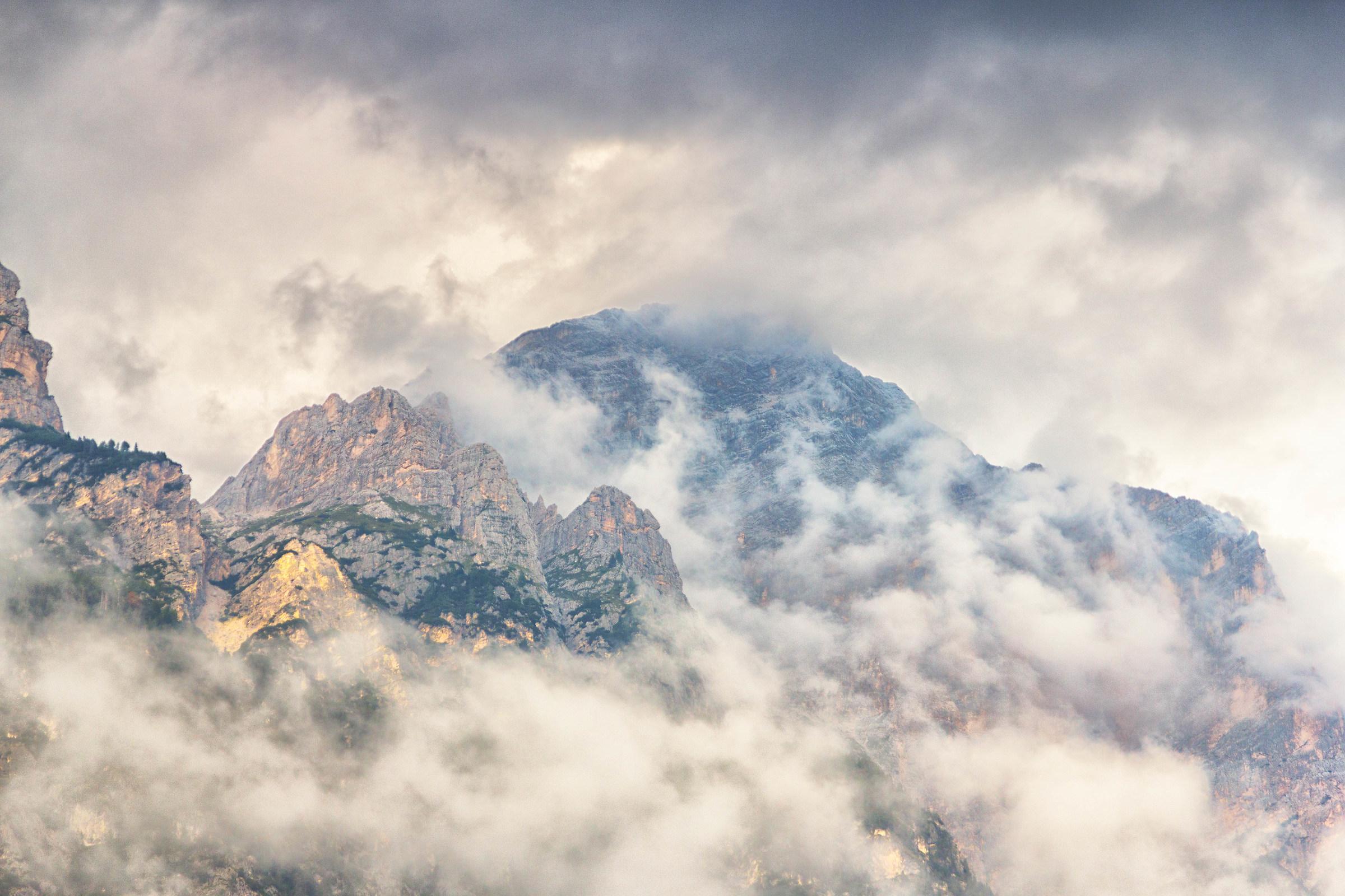 Nuvole...