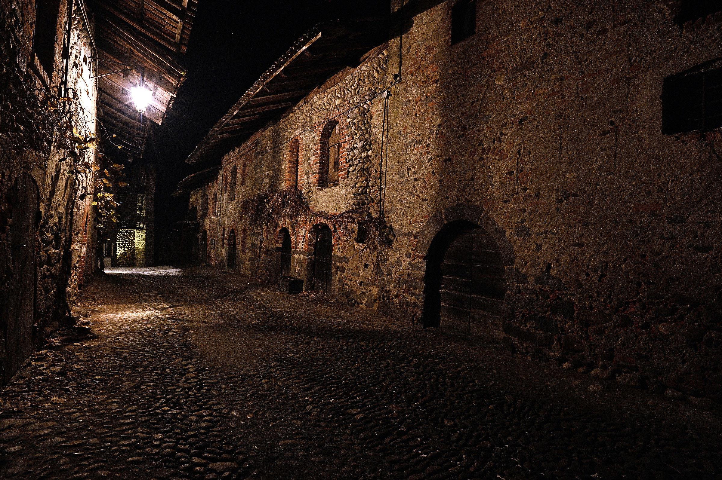 Rua del Ricetto...